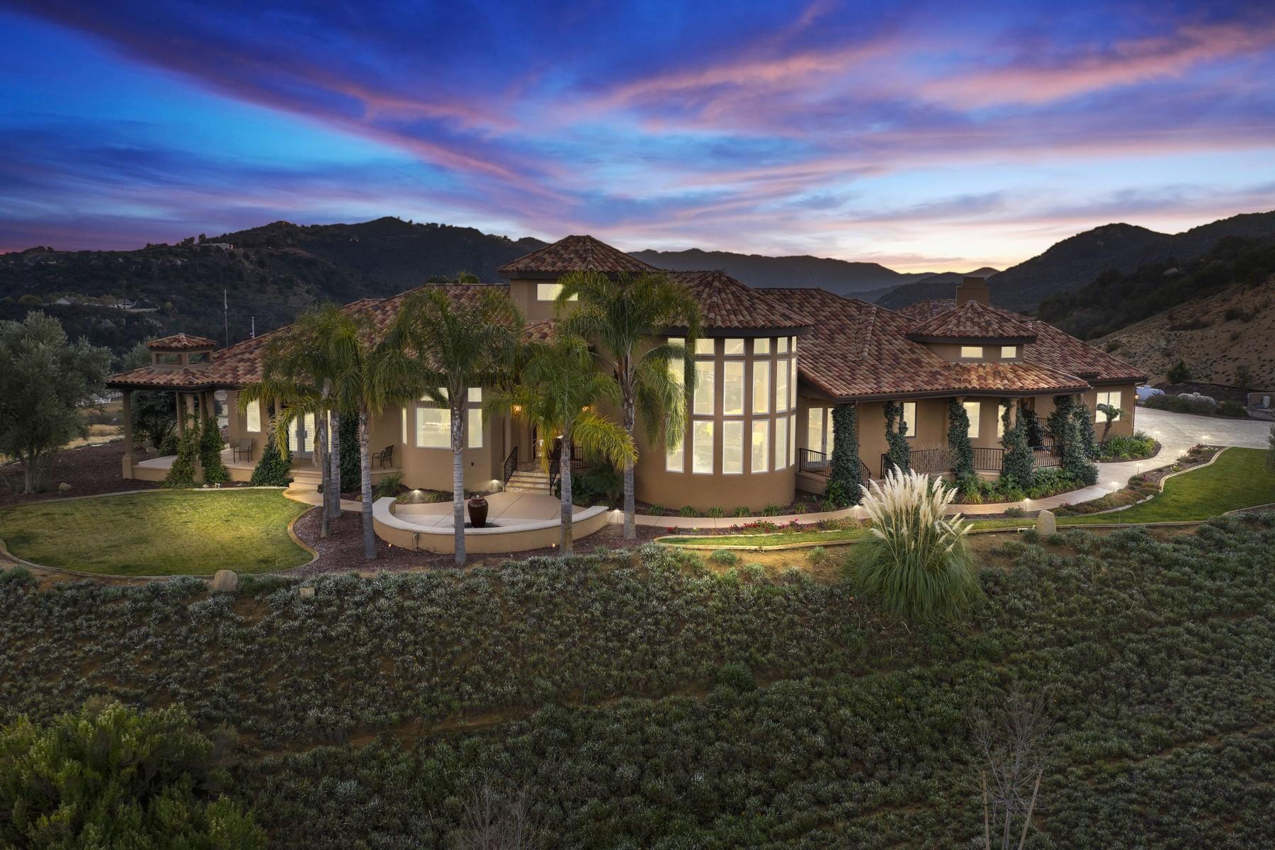 Single Family Homes para Venda às Murrieta, Califórnia 92562 Estados Unidos