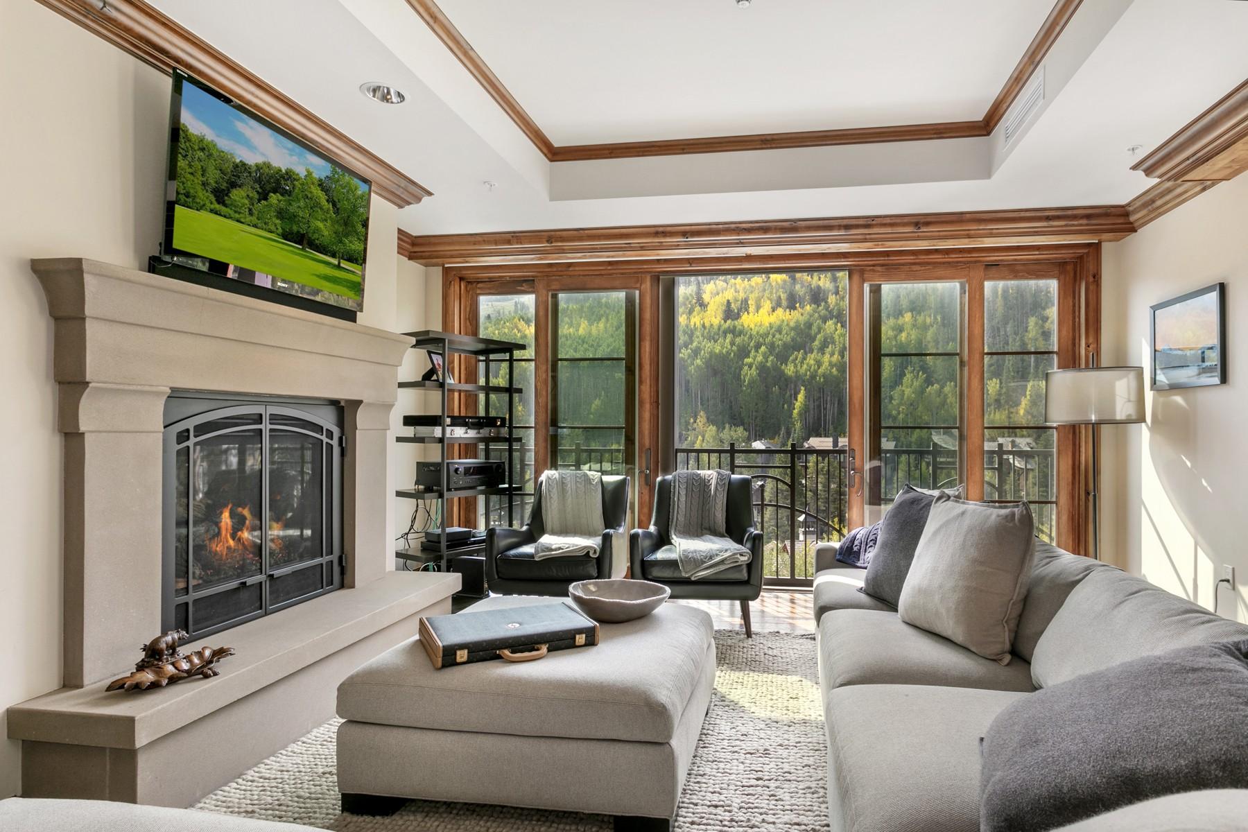 Condominiums للـ Sale في The Ritz-Carlton Residences Vail #R-515 728 West Lionshead Circle #R-515, Vail, Colorado 81657 United States