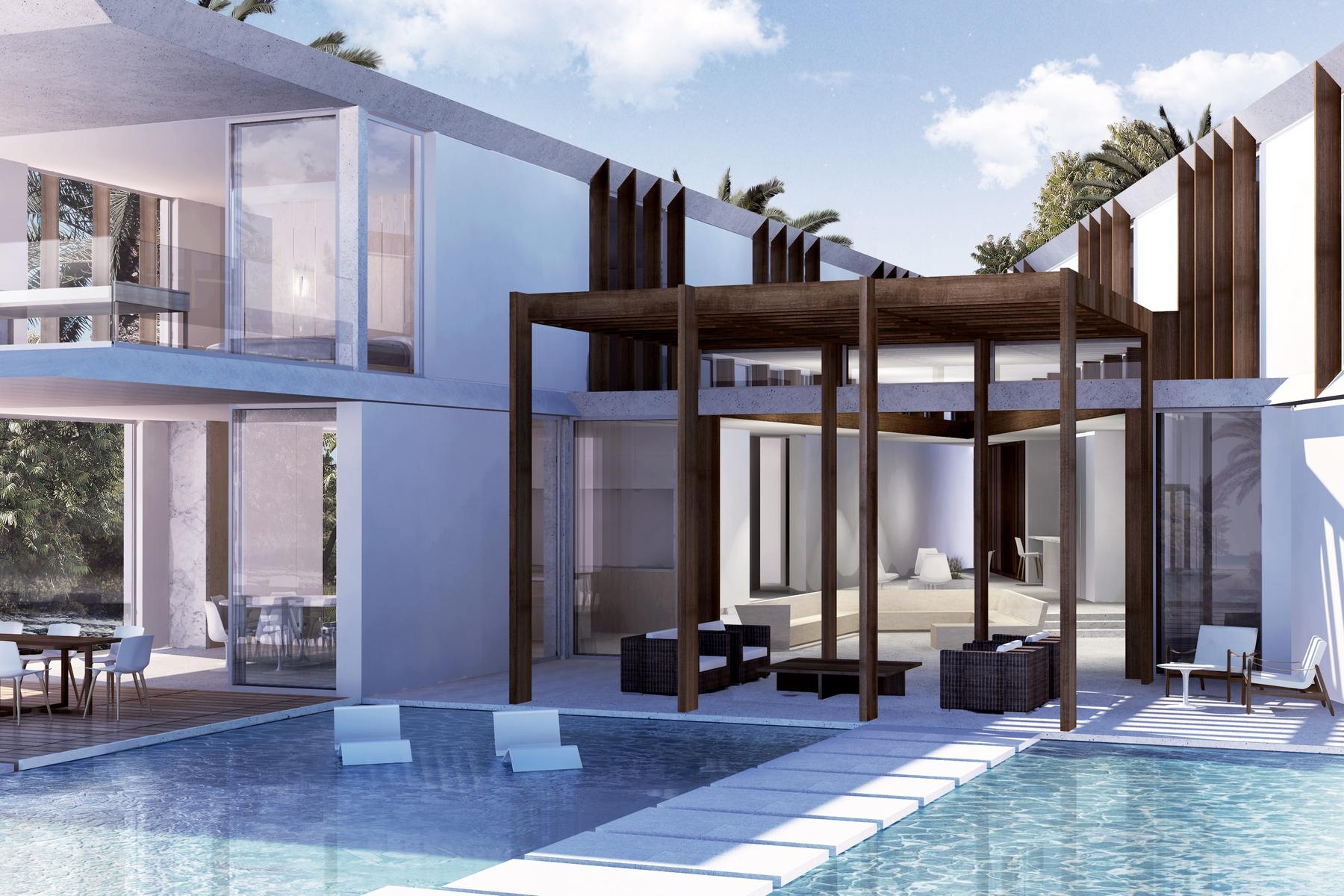 Additional photo for property listing at Emerald Estate Beach Villa Leeward, Провиденсьялес Теркс И Кайкос