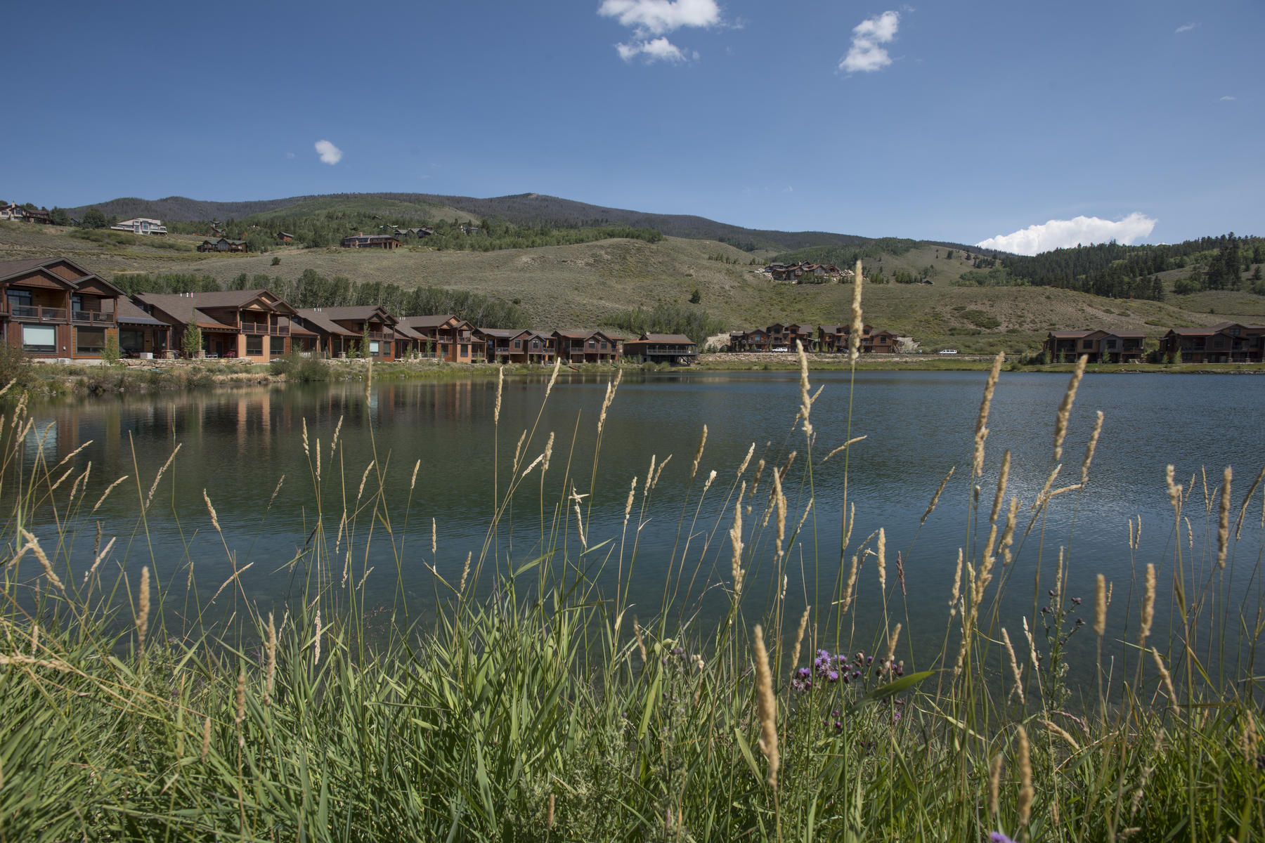 Land for Active at Lot 4 in Angler Mountain Ranch 84 Mayfly Drive Silverthorne, Colorado 80498 United States