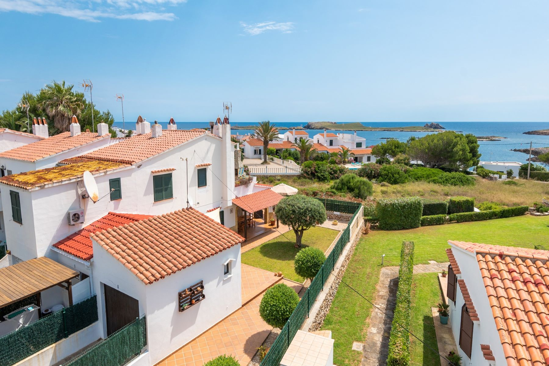 Single Family Homes for Sale at Charming beach house Menorca, Menorca Spain