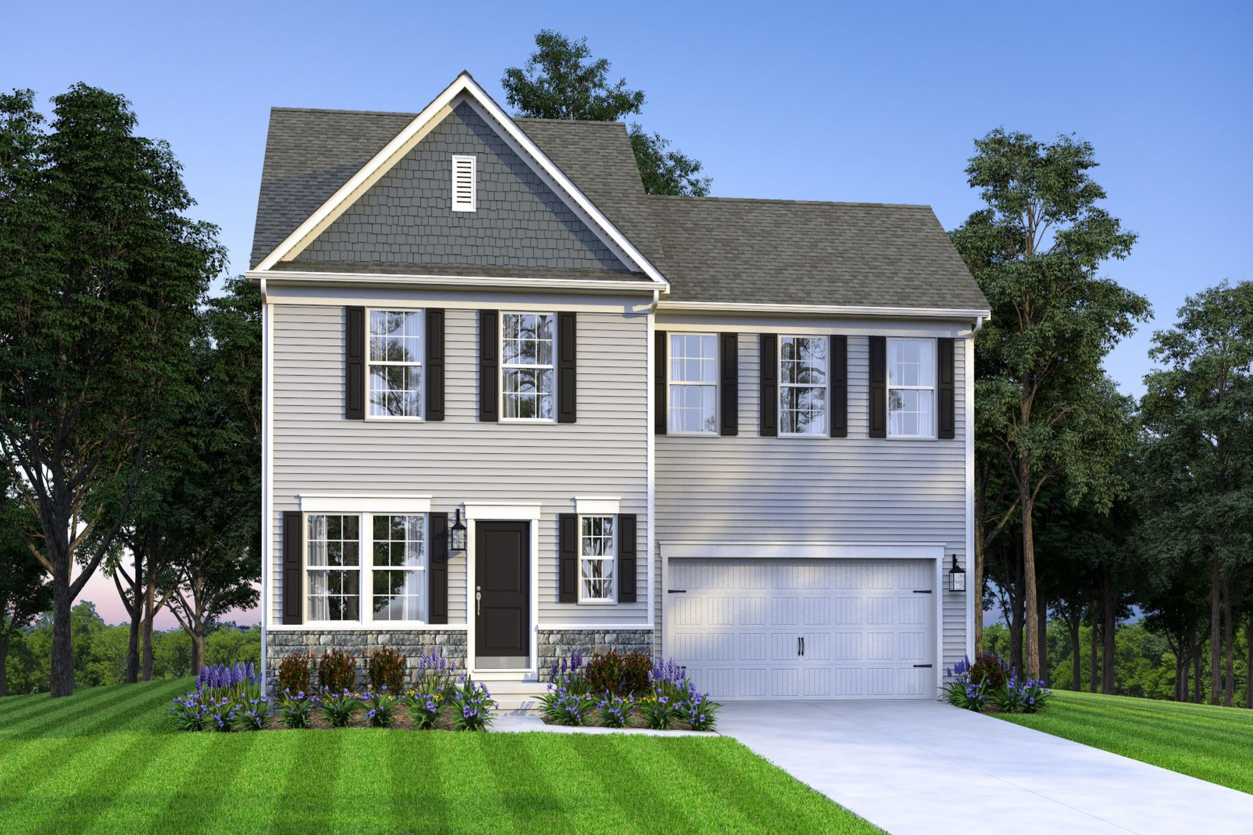 Single Family Homes için Satış at The Pearl New Construction in Delta 2102-B Bryansville Road, Delta, Pennsylvania 17314 Amerika Birleşik Devletleri