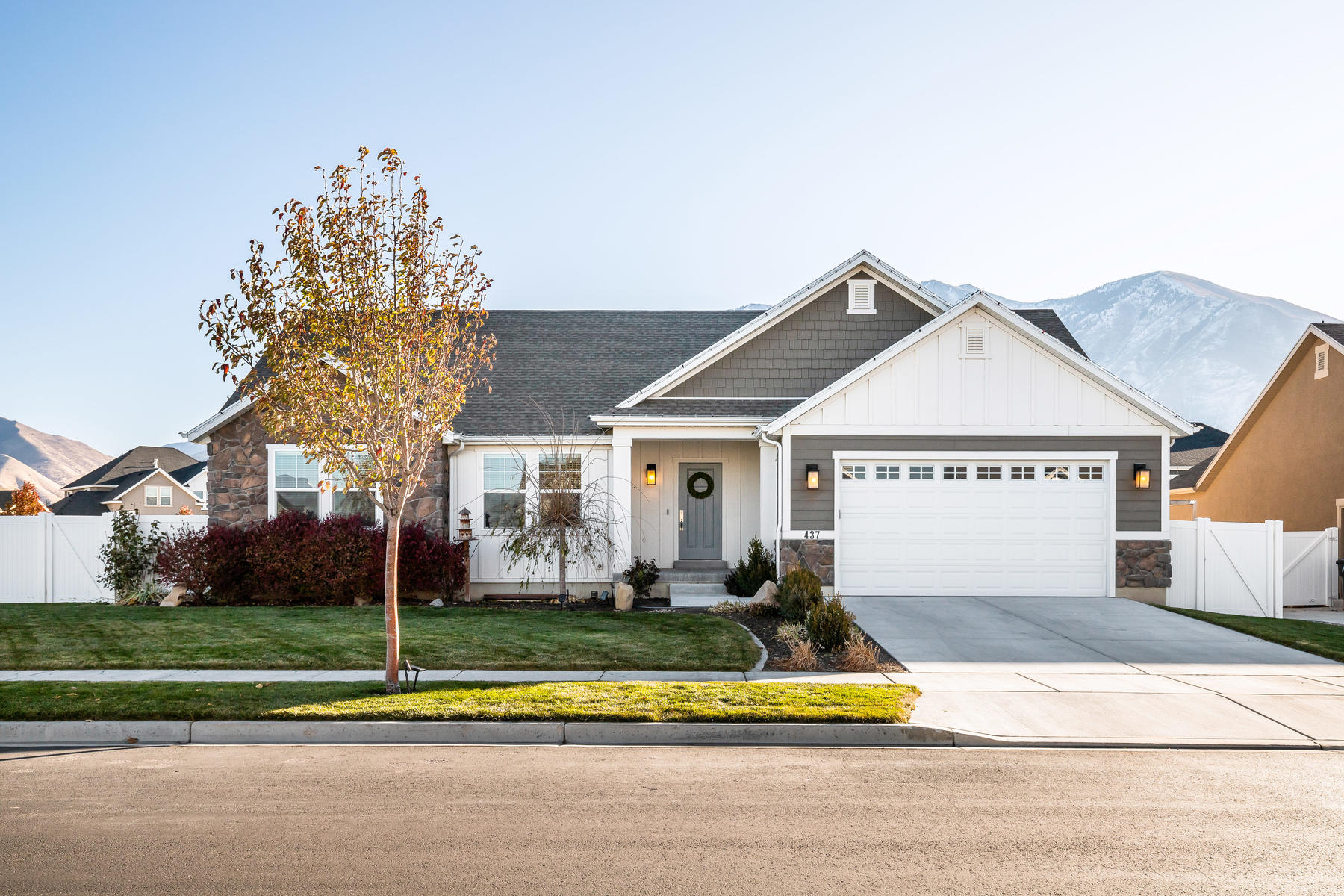 Single Family Homes for Sale at Amazing Location and Finishes 437 South 2430 East, Spanish Fork, Utah 84660 United States
