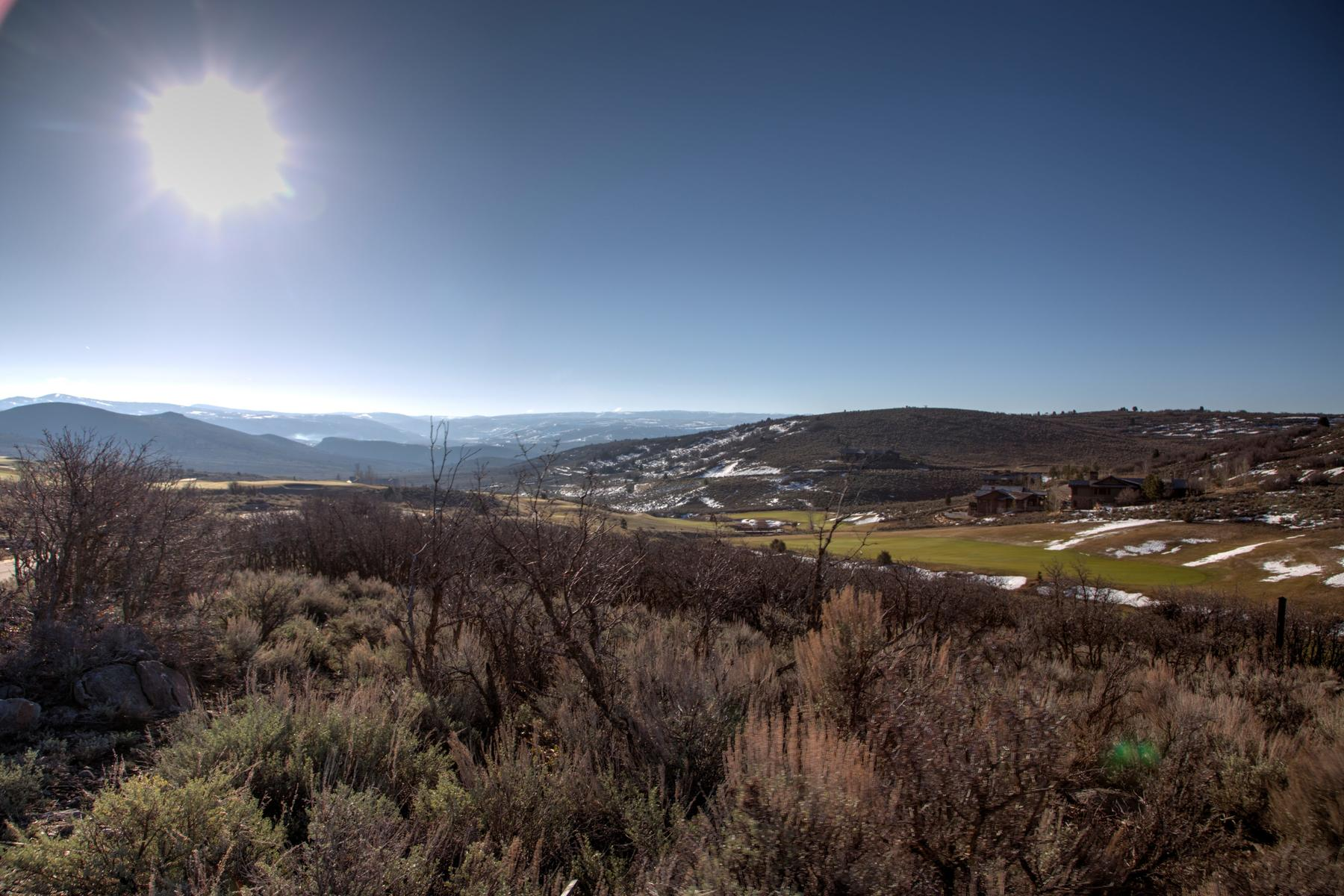 Additional photo for property listing at Right On The Golf Course with views of Deer Valley and Park City 3480 Still Branch Ct Kamas, Utah 84036 United States