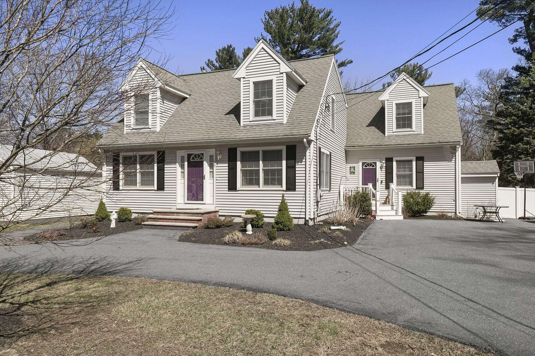 Single Family Homes for Sale at 149 Dayton Street Danvers, Massachusetts 01923 United States