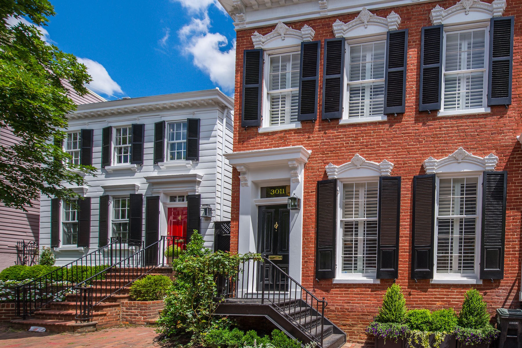Townhouse for Sale at 3011 Dumbarton Street 3011 Dumbarton Street Nw Georgetown, Washington, District Of Columbia, 20007 United States