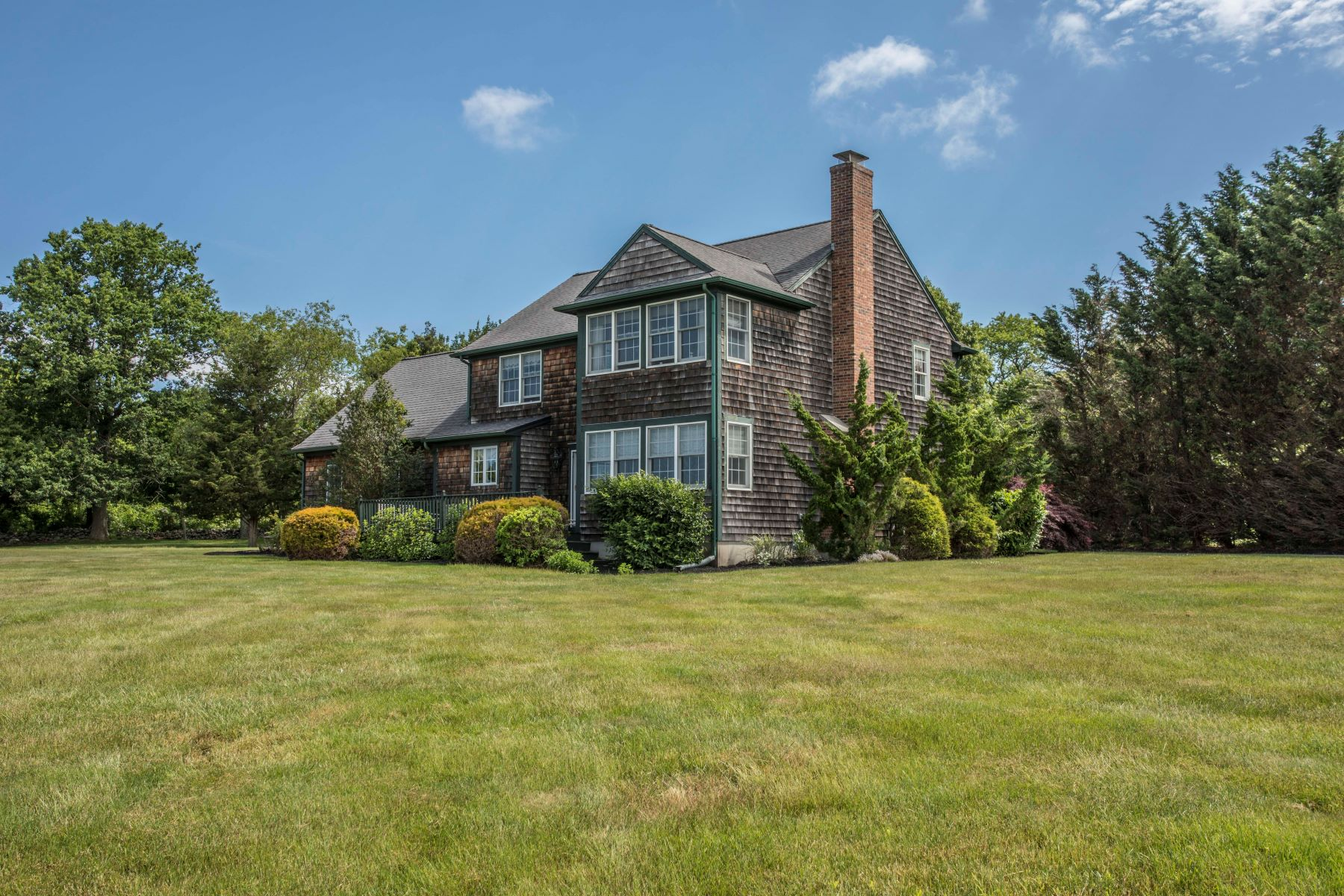 Single Family Homes for Sale at King's Grant Water Views 121 King Charles Drive Portsmouth, Rhode Island 02871 United States