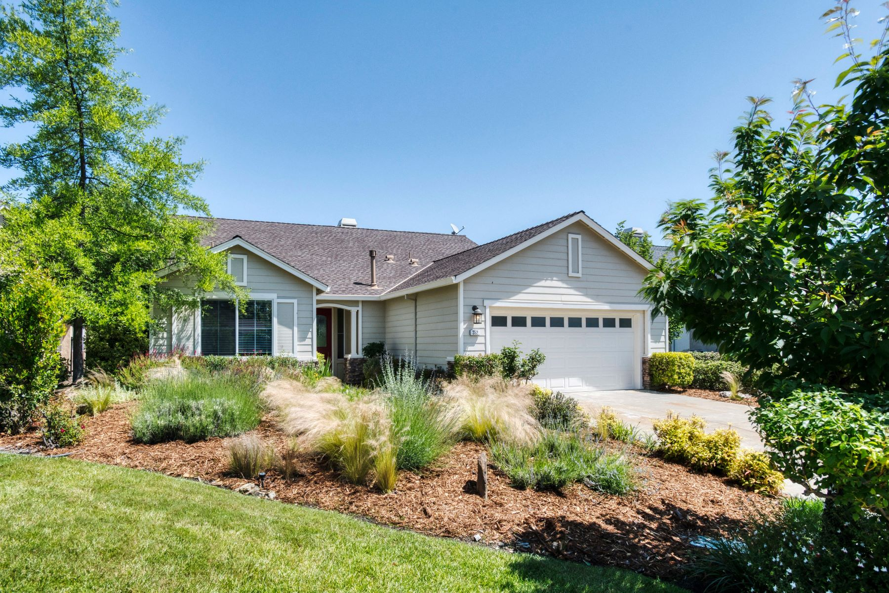 Single Family Homes for Sale at Contemporary Home In Premier, Private Setting 352 Mitchell Lake Lane Copperopolis, California 95228 United States