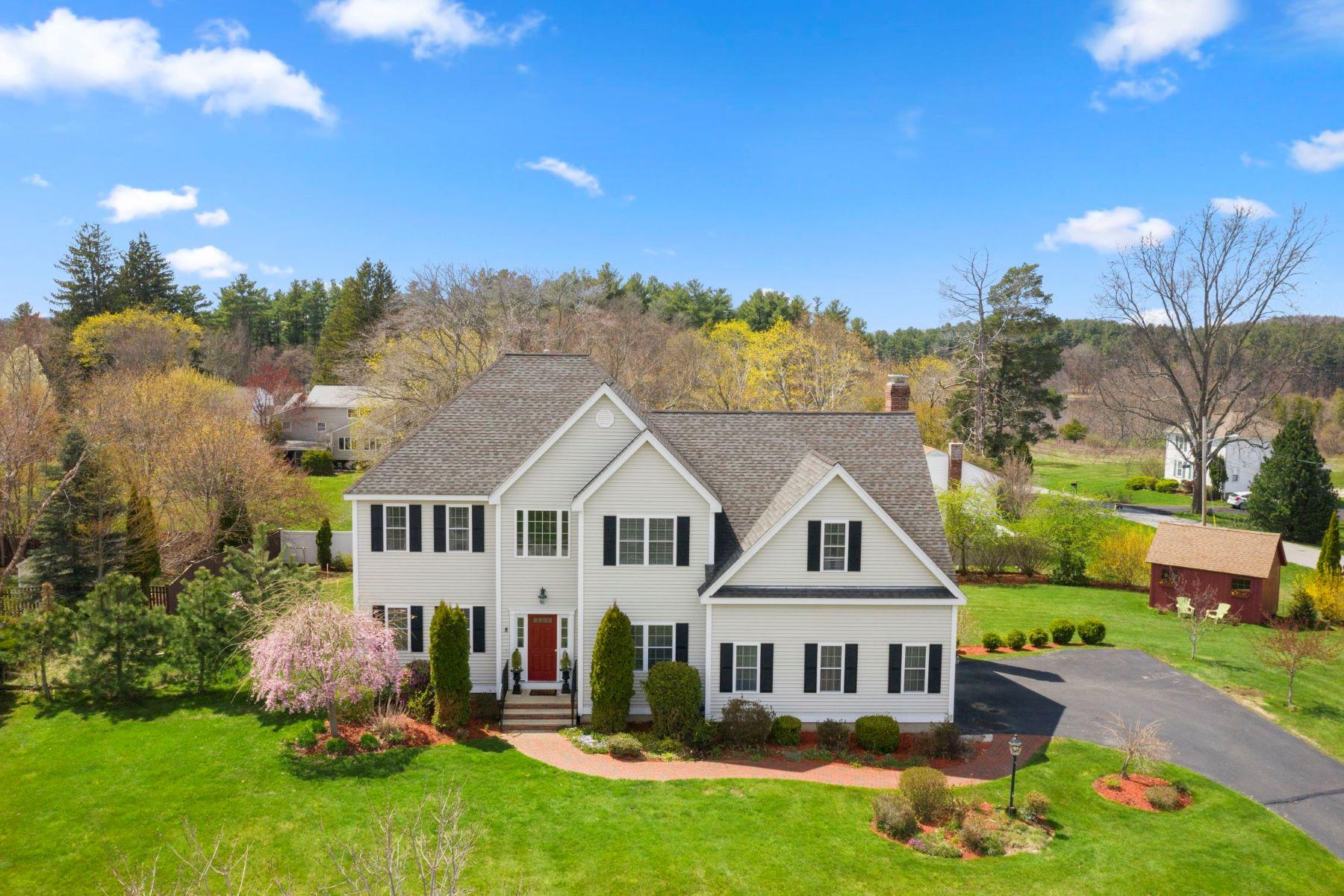 Single Family Homes for Active at 8 Kallander Drive 8 Kallander Dr Southborough, Massachusetts 01772 United States