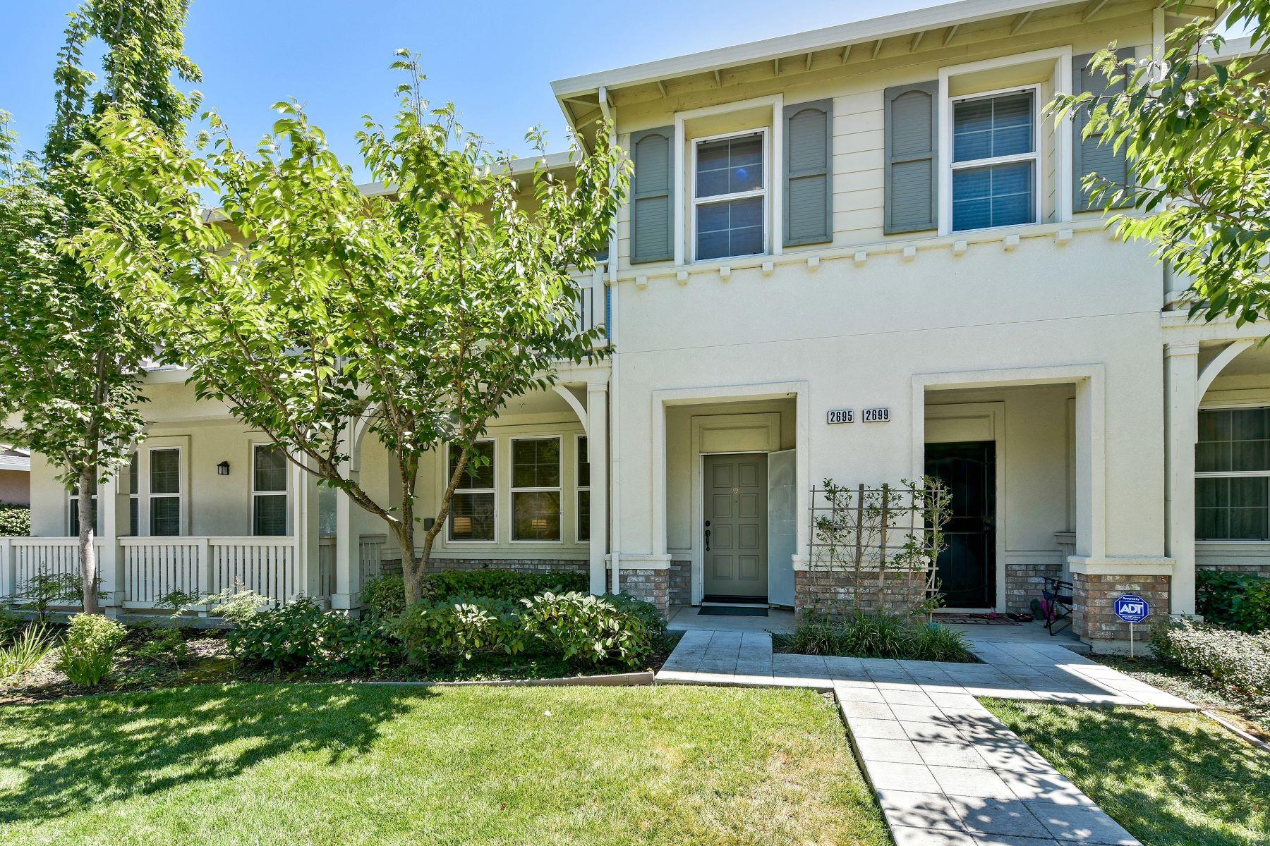 タウンハウス のために 売買 アット Contemporary Townhome In Prime Eden Shores 2695 Northern Cross Road Hayward, カリフォルニア 94545 アメリカ合衆国
