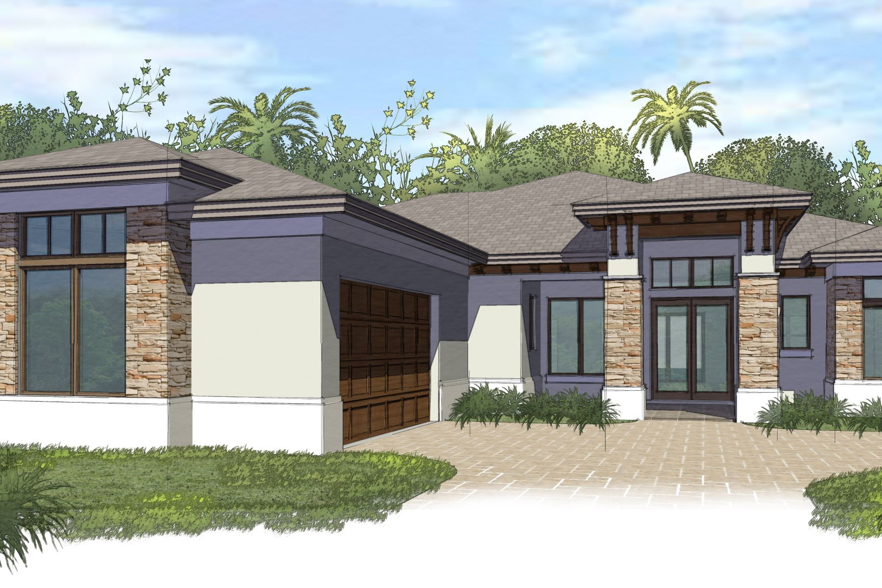 Eensgezinswoning voor Verkoop op Luxury New Construction in Grand Harbor 2360 Grand Harbor Reserve Square Vero Beach, Florida 32967 Verenigde Staten