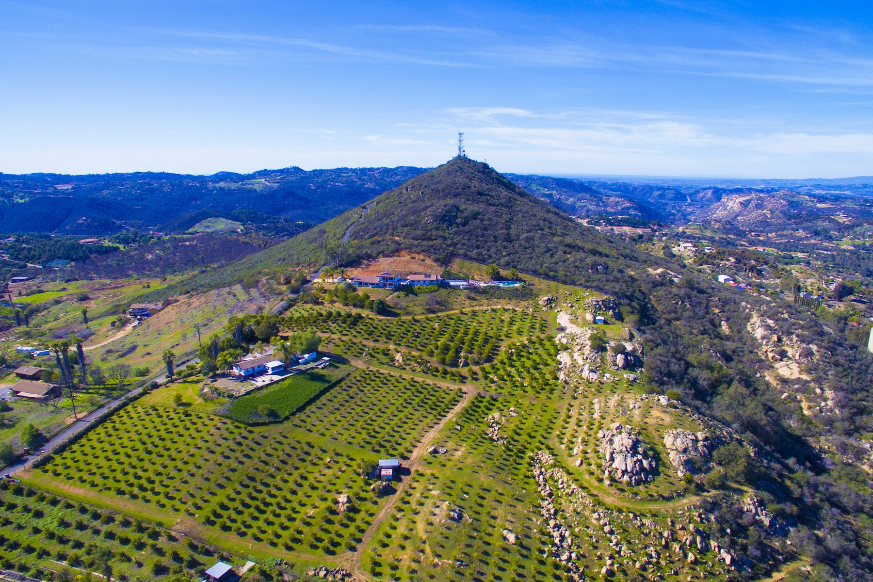 Land for Sale at 0 Sierra Rojo Lane Valley Center, California 92082 United States