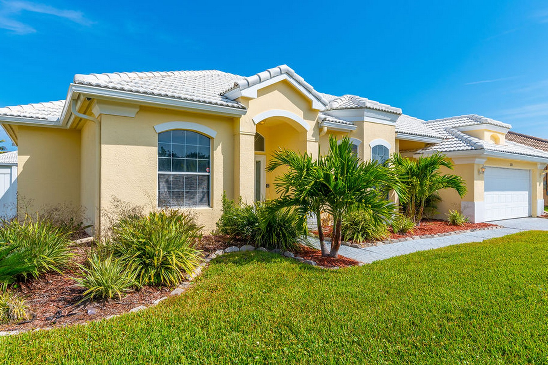 Single Family Homes for Sale at Light, Bright & Tastefully Remodeled Home in Beautiful Ocean Ridge 220 Ocean Ridge Drive Melbourne Beach, Florida 32951 United States