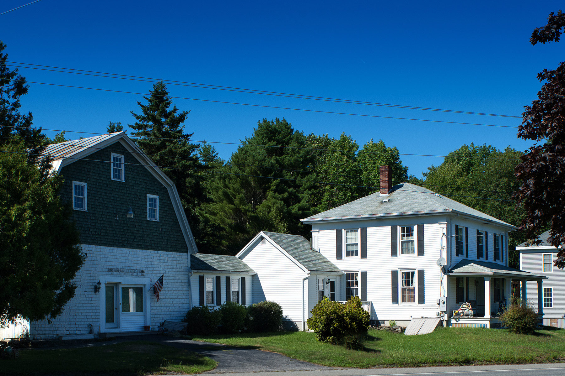 Commercial for Sale at 102 Ocean Point Road Boothbay Harbor, Maine 04538 United States