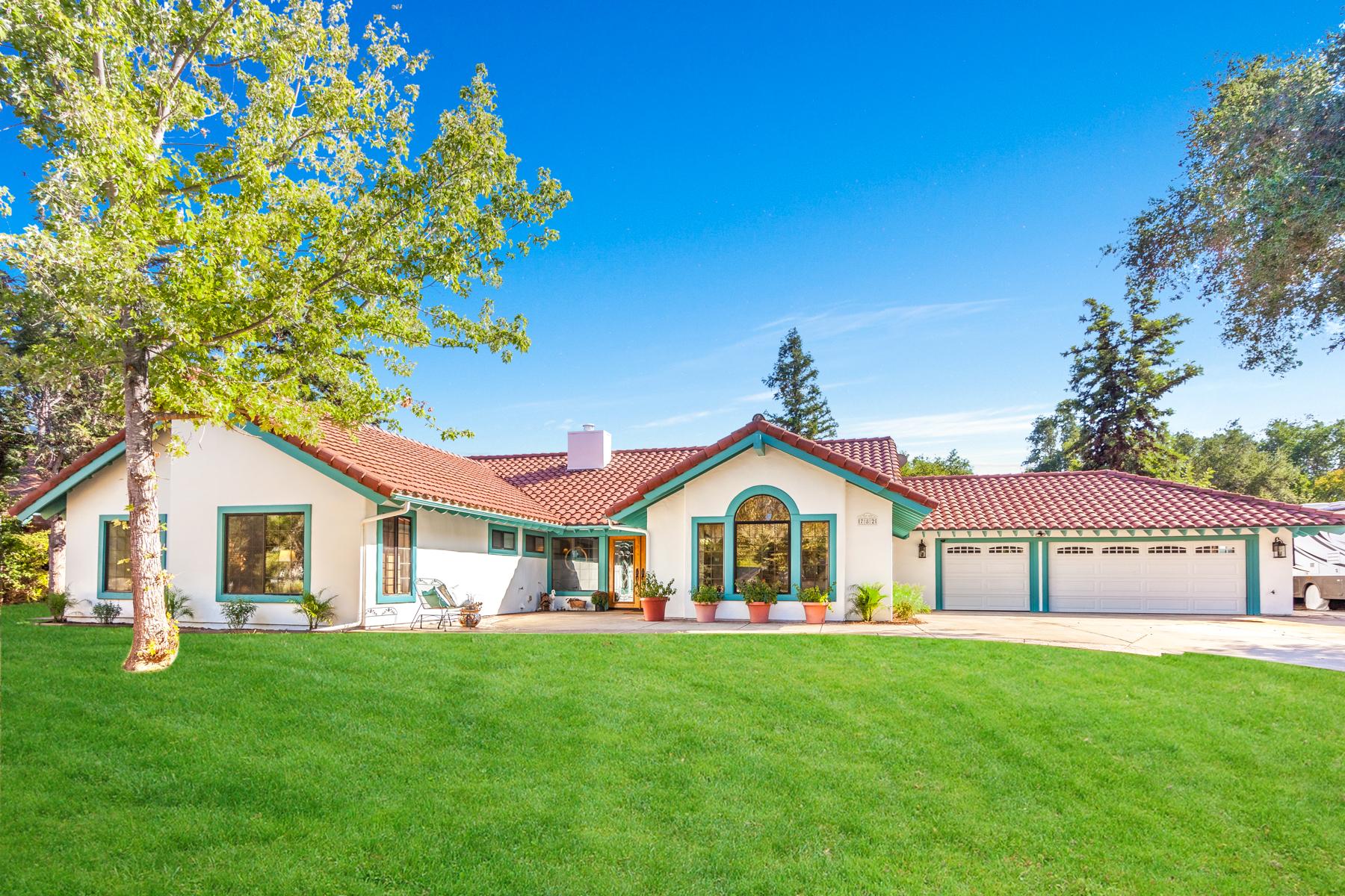 Vivienda unifamiliar por un Venta en 782 Quail St Ojai, California, 93023 Estados Unidos