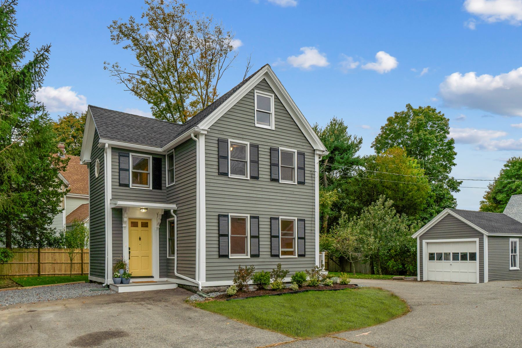Single Family Homes 용 매매 에 34 A W Central St 34-A W Central St, Natick, 매사추세츠 01760 미국