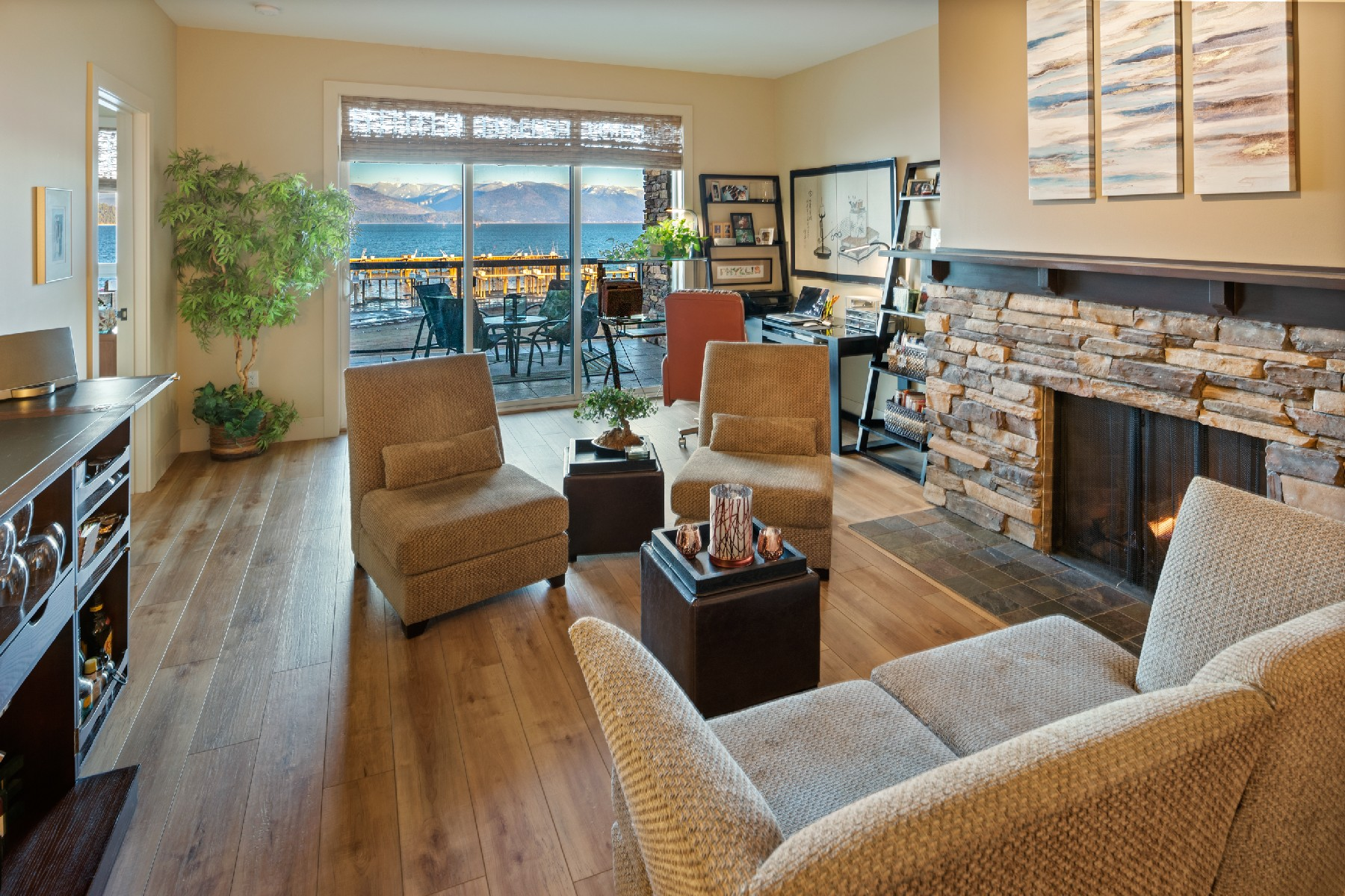 Single Family Homes for Sale at Seasons At Sandpoint 412 Sandpoint Avenue-Unit 234 Sandpoint, Idaho 83864 United States