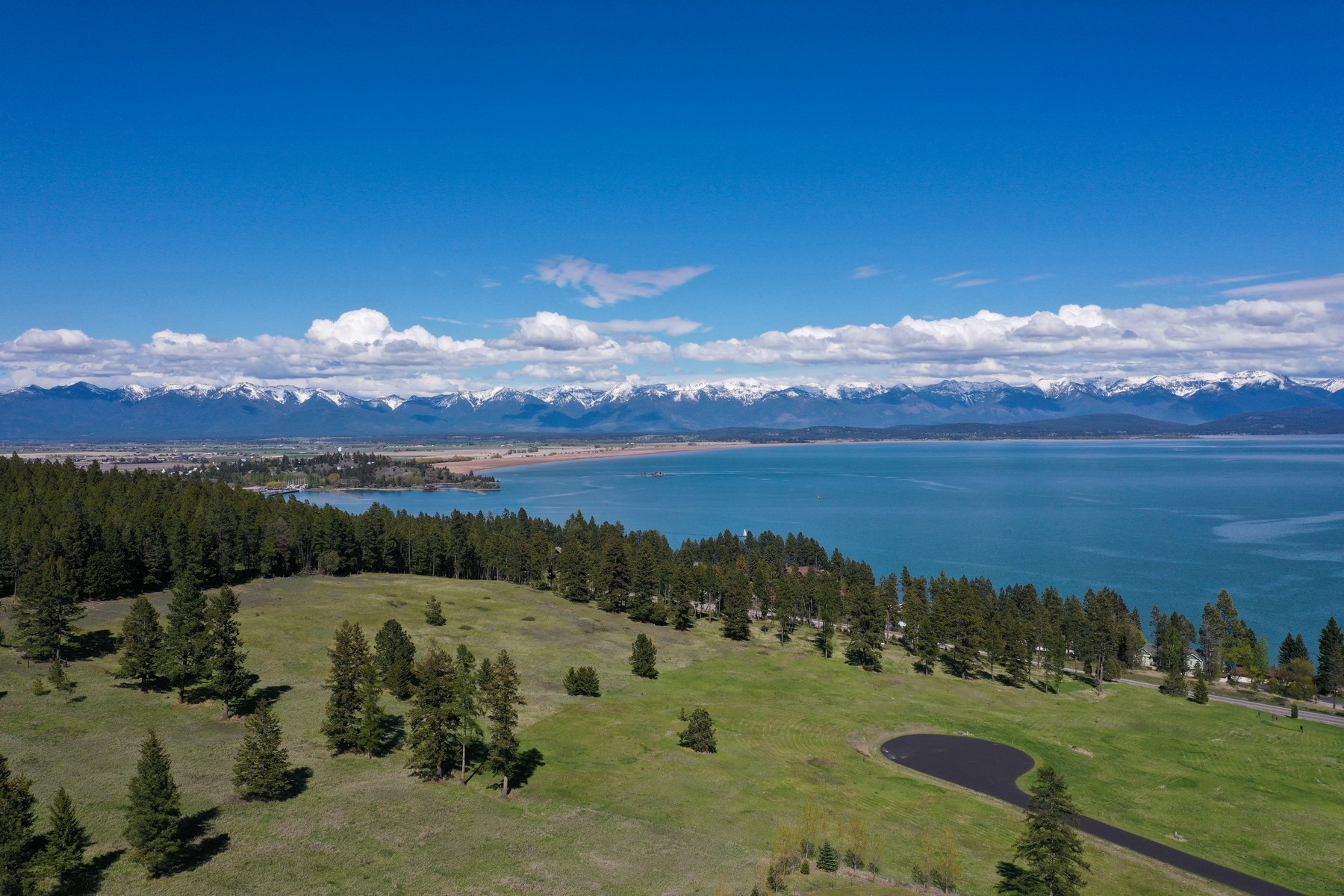 Land for Sale at 275 Osprey Ridge Drive , Parcel E Somers, Montana 59932 United States