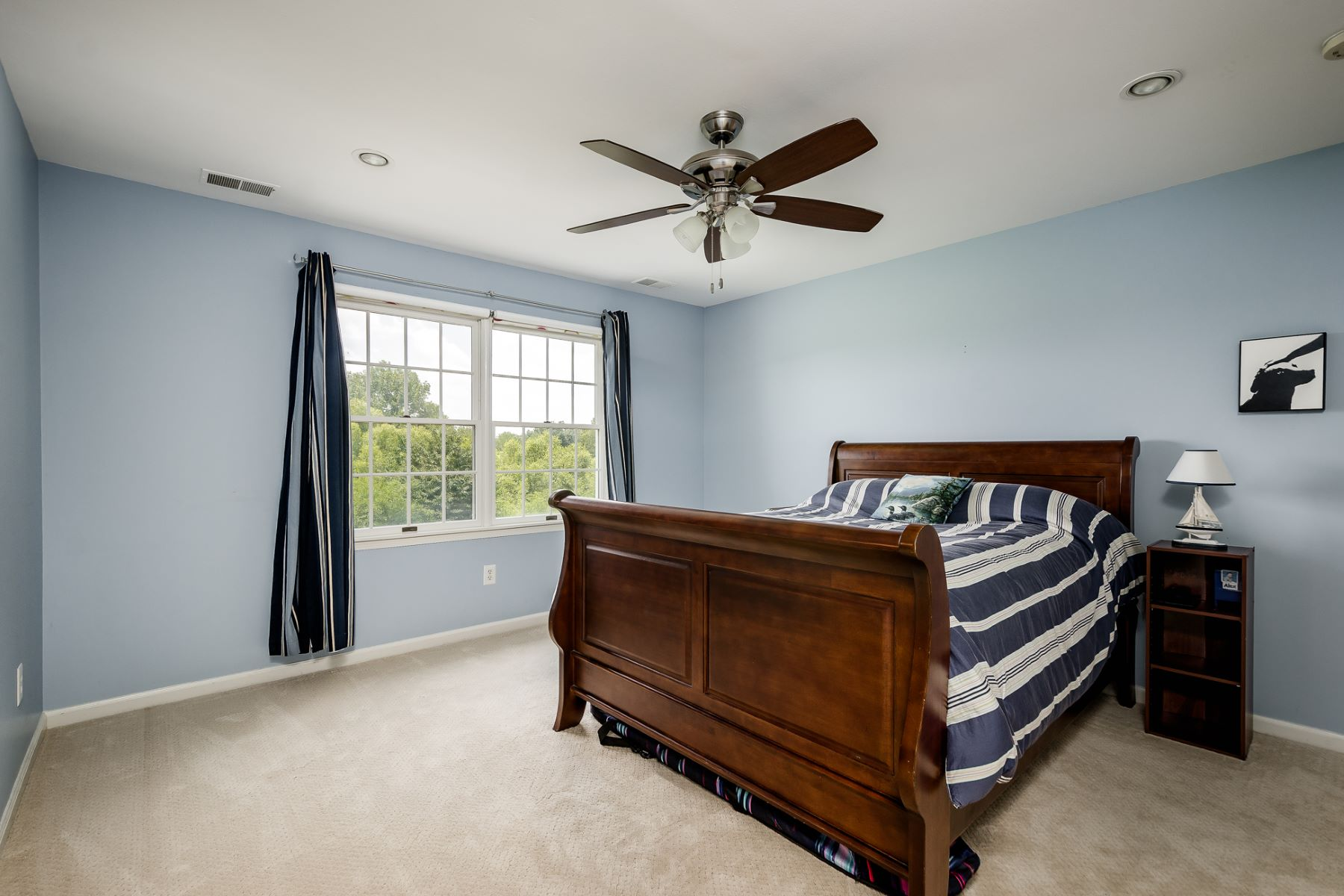 Additional photo for property listing at Custom Colonial on a Quiet, Cherry Valley Circle 7 Kittansett Court, Skillman, New Jersey 08558 United States