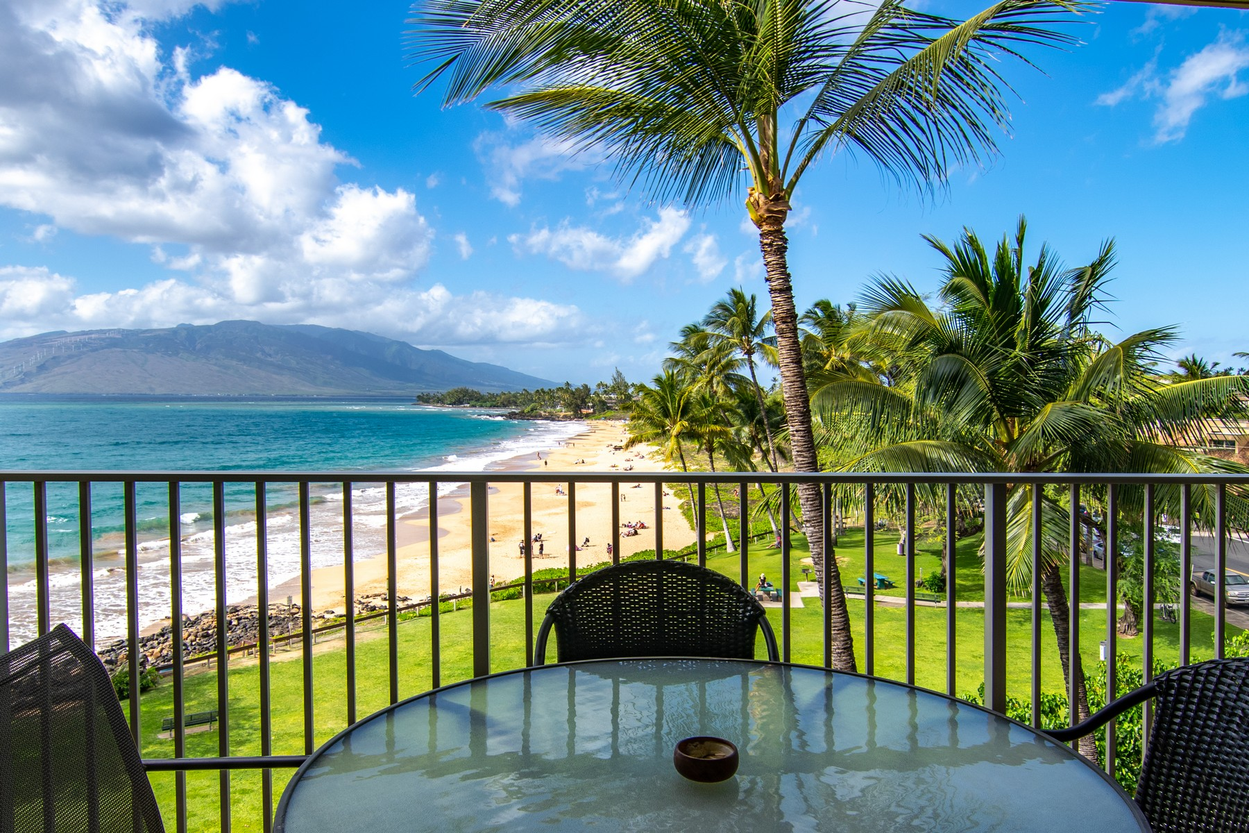 Condominium for Active at Rare Beachfront Opportunity in South Maui 2430 S. Kihei Road, Royal Mauian #503 Kihei, Hawaii 96753 United States