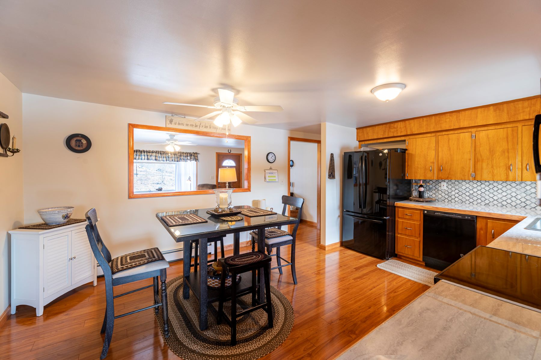 Single Family Homes for Active at Three Bedroom Ranch in Enfield 444 Us Route 4 Enfield, New Hampshire 03748 United States