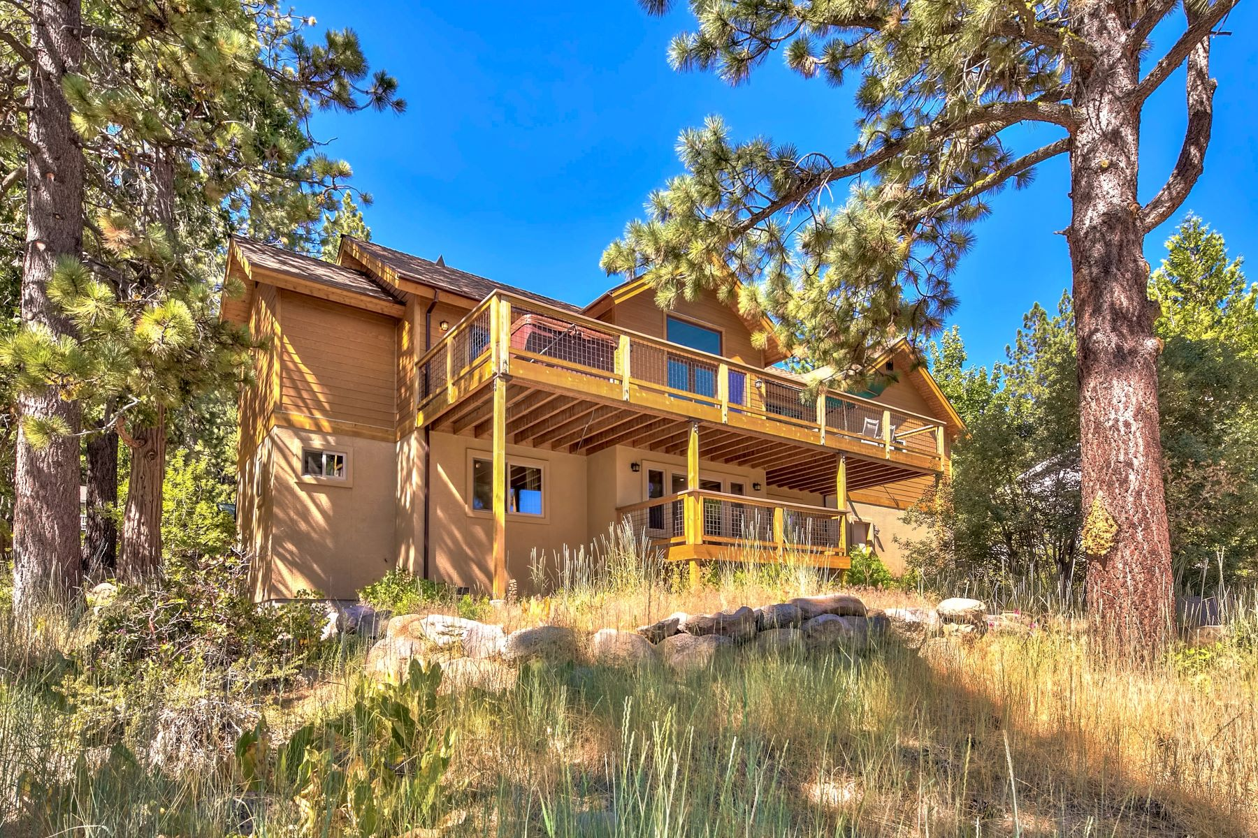 Single Family Homes for Active at Built with Love and Care 3050 Fabian Way Tahoe City, California 96145 United States