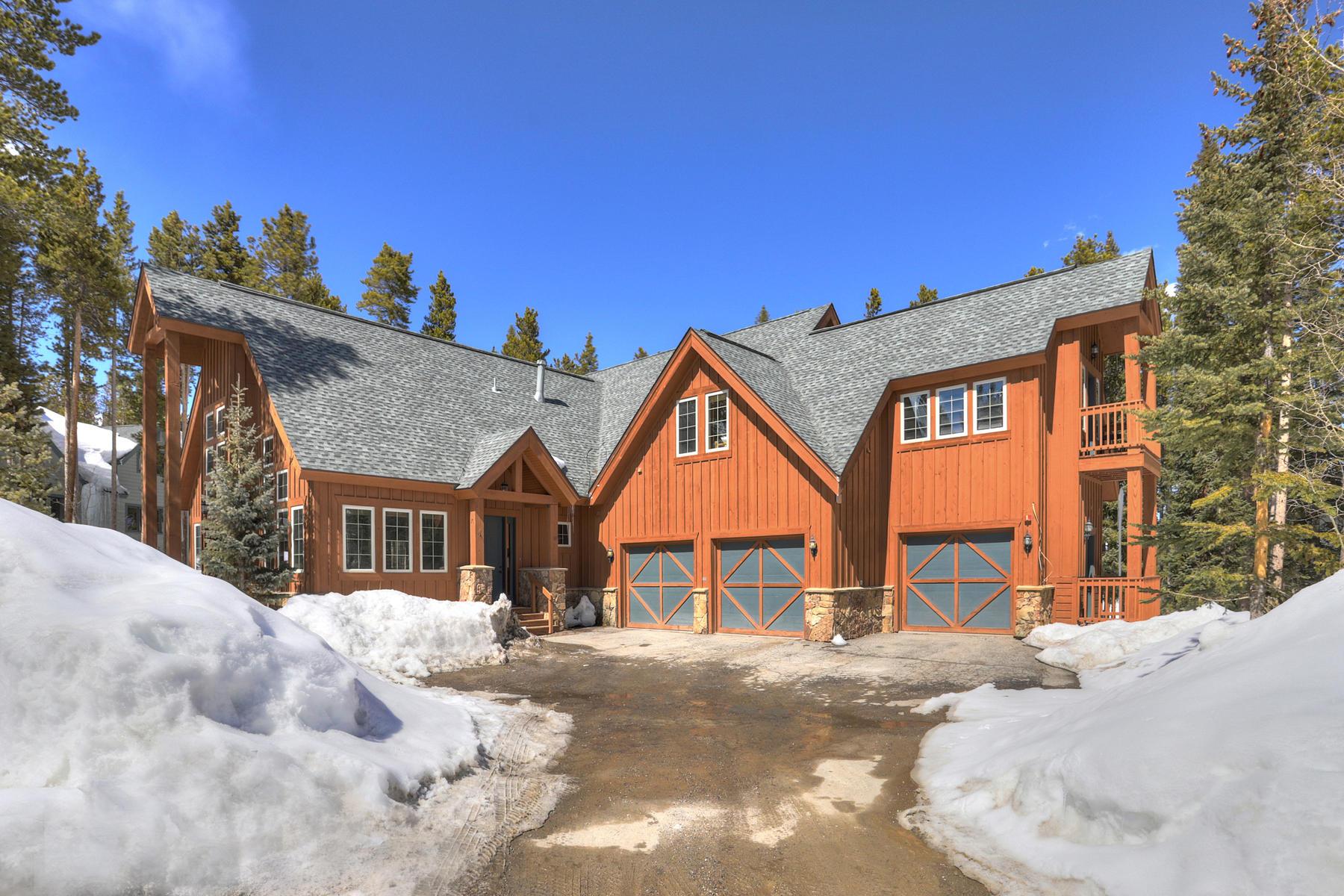 Single Family Homes for Sale at Sawmill Run Lodge 71 Sawmill Run Road Breckenridge, Colorado 80424 United States