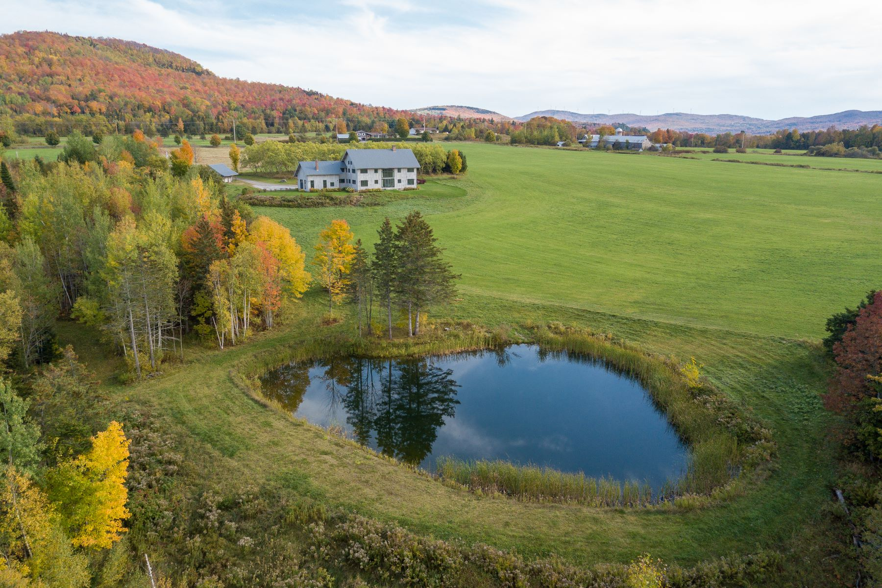 Single Family Homes for Sale at 843 Telfer Hill Road Barton, Vermont 05822 United States
