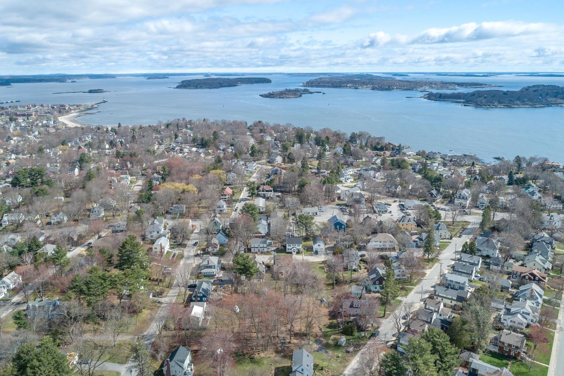 أراضي للـ Sale في Cape Elizabeth, Maine 04107 United States