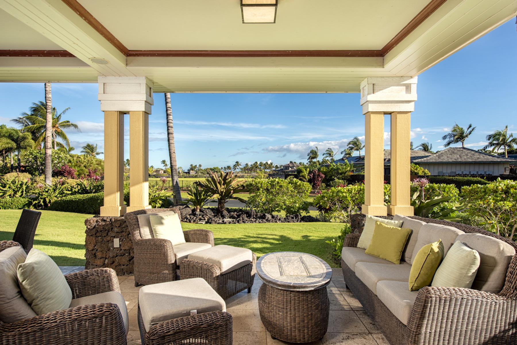Single Family Home for Sale at Kolea Condo Villas 69-1000 Kolea Kai Circle 3D Waikoloa, Hawaii 96738 United States