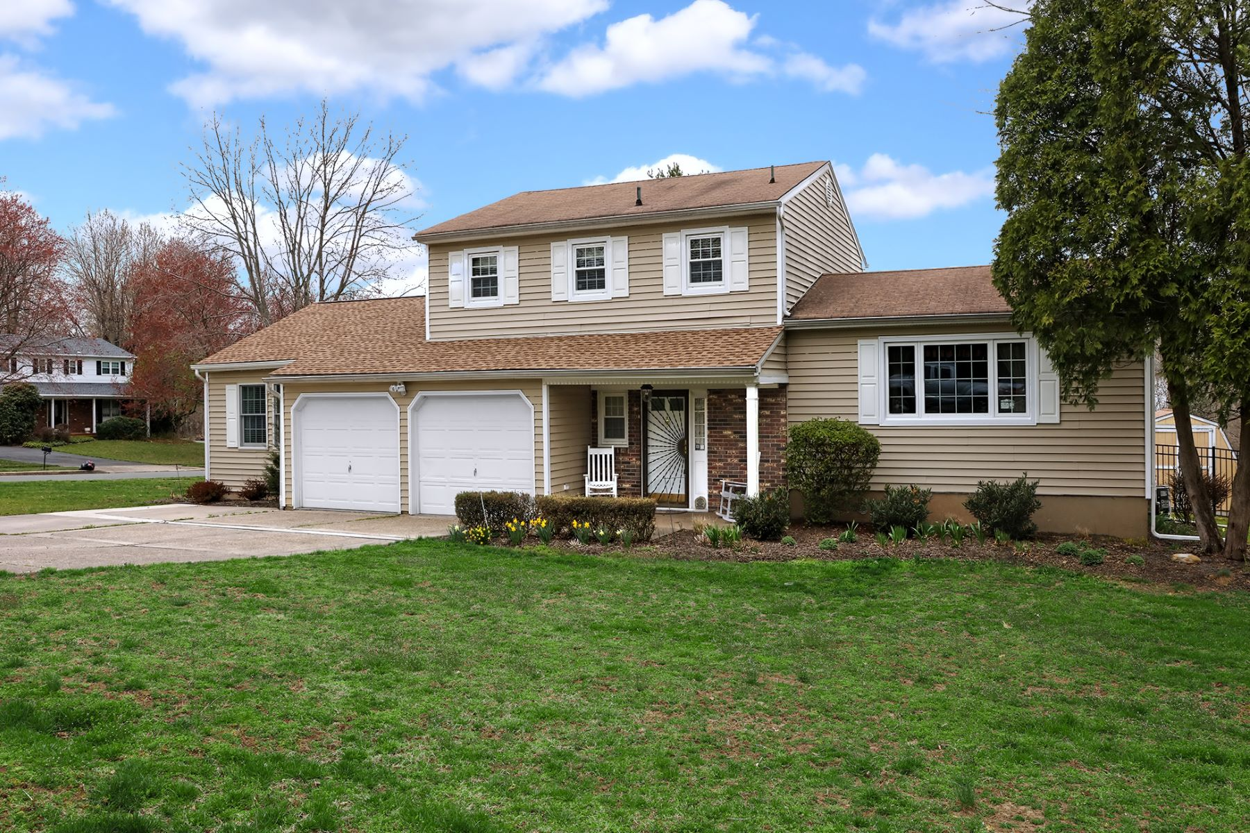 Single Family Home for Sale at Prepare To Be Impressed 2 Randi Way, Titusville, New Jersey 08560 United States