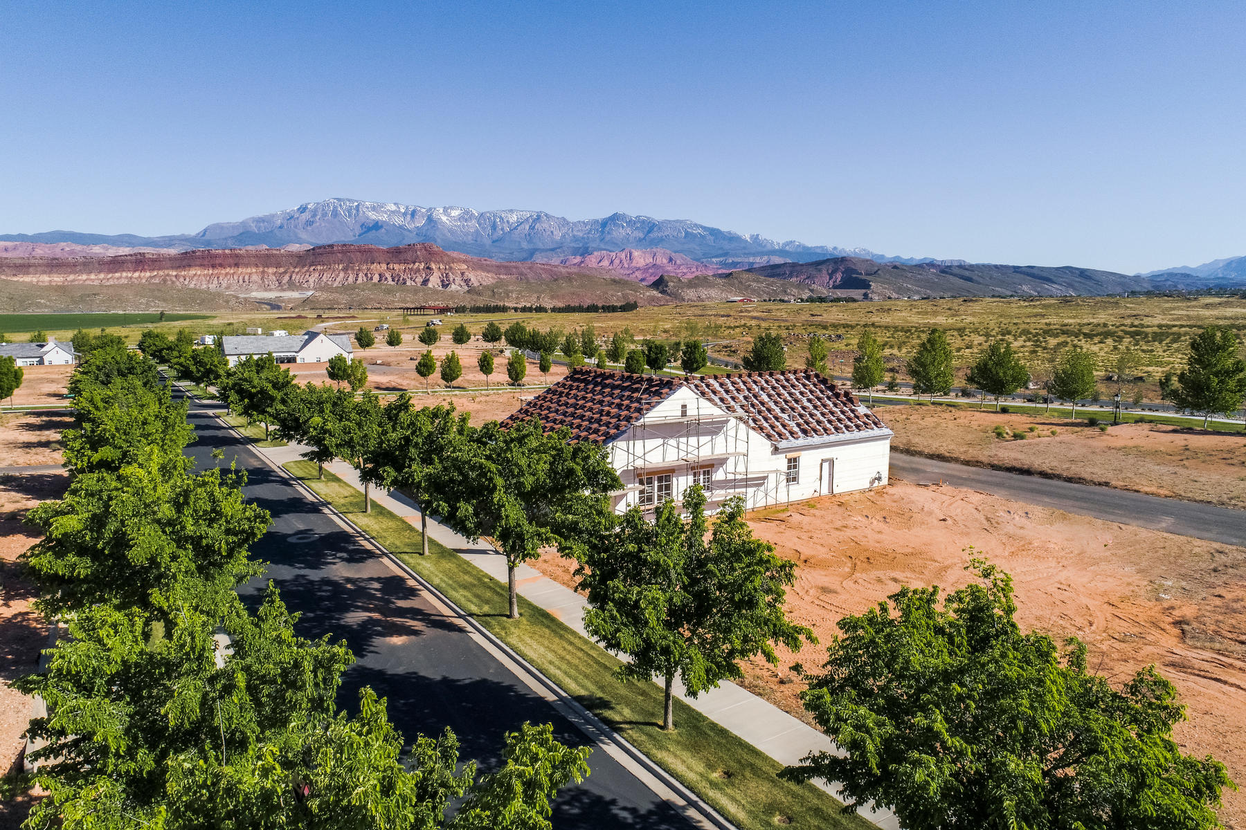 Single Family Homes for Active at European- Inspired Design 4222 W Hampshire Road Hurricane, Utah 84737 United States