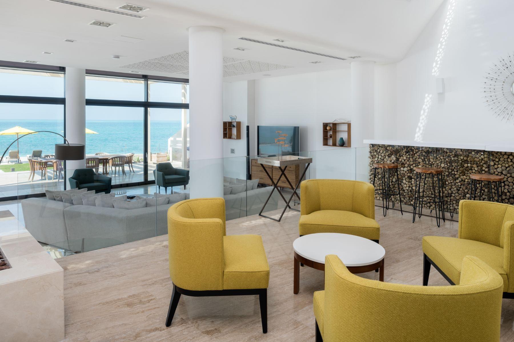 Single Family Home for Sale at Estate Villa Nurai Private Island Abu Dhabi, United Arab Emirates