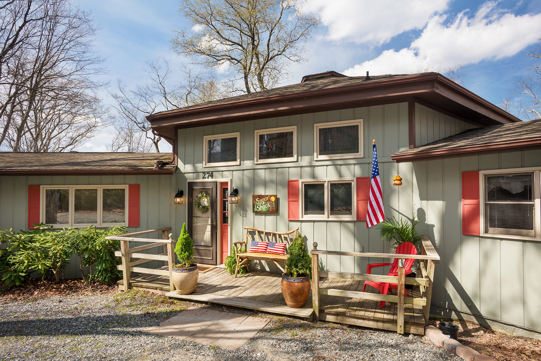 Single Family Home for Active at GROUSE FOREST - SUGAR MOUNTAIN 274 Green Cove Rd Sugar Mountain, North Carolina 28604 United States