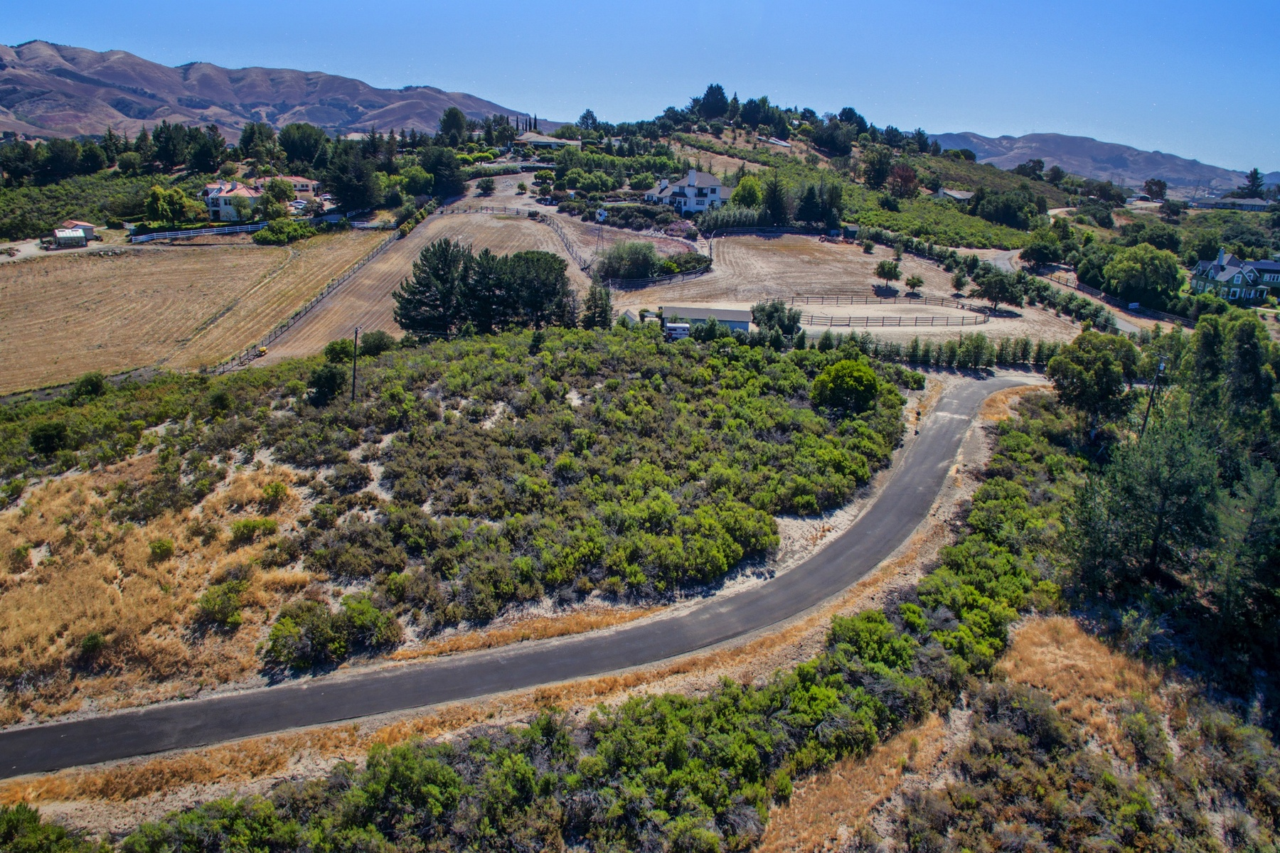 Terreno por un Venta en Majestic Vineyard Views 1905 Corbett Highlands Place Arroyo Grande, California 93420 Estados Unidos