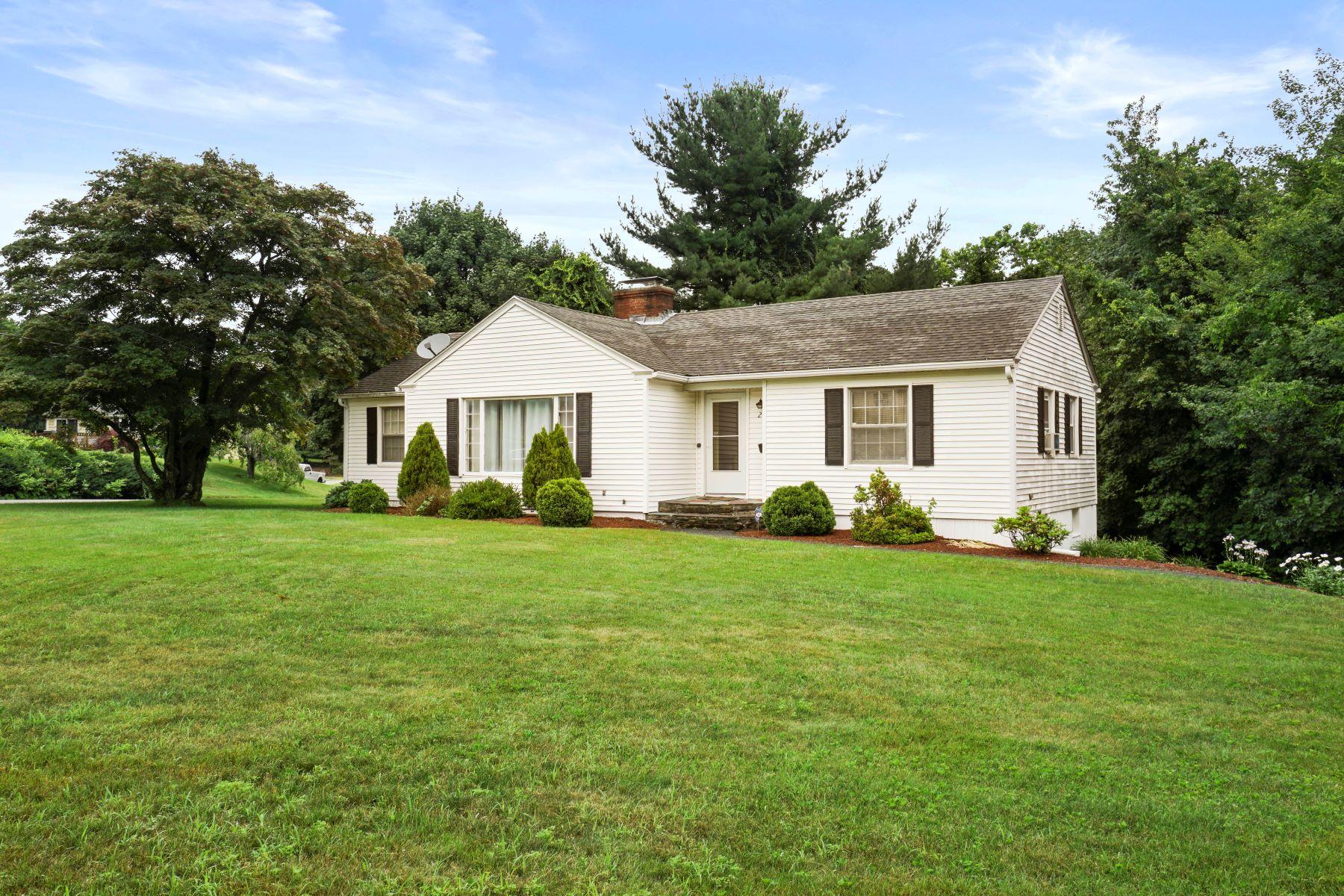 Single Family Homes pour l Vente à 210 Parker Avenue 210 Parker Ave Holden, Massachusetts 01520 États-Unis