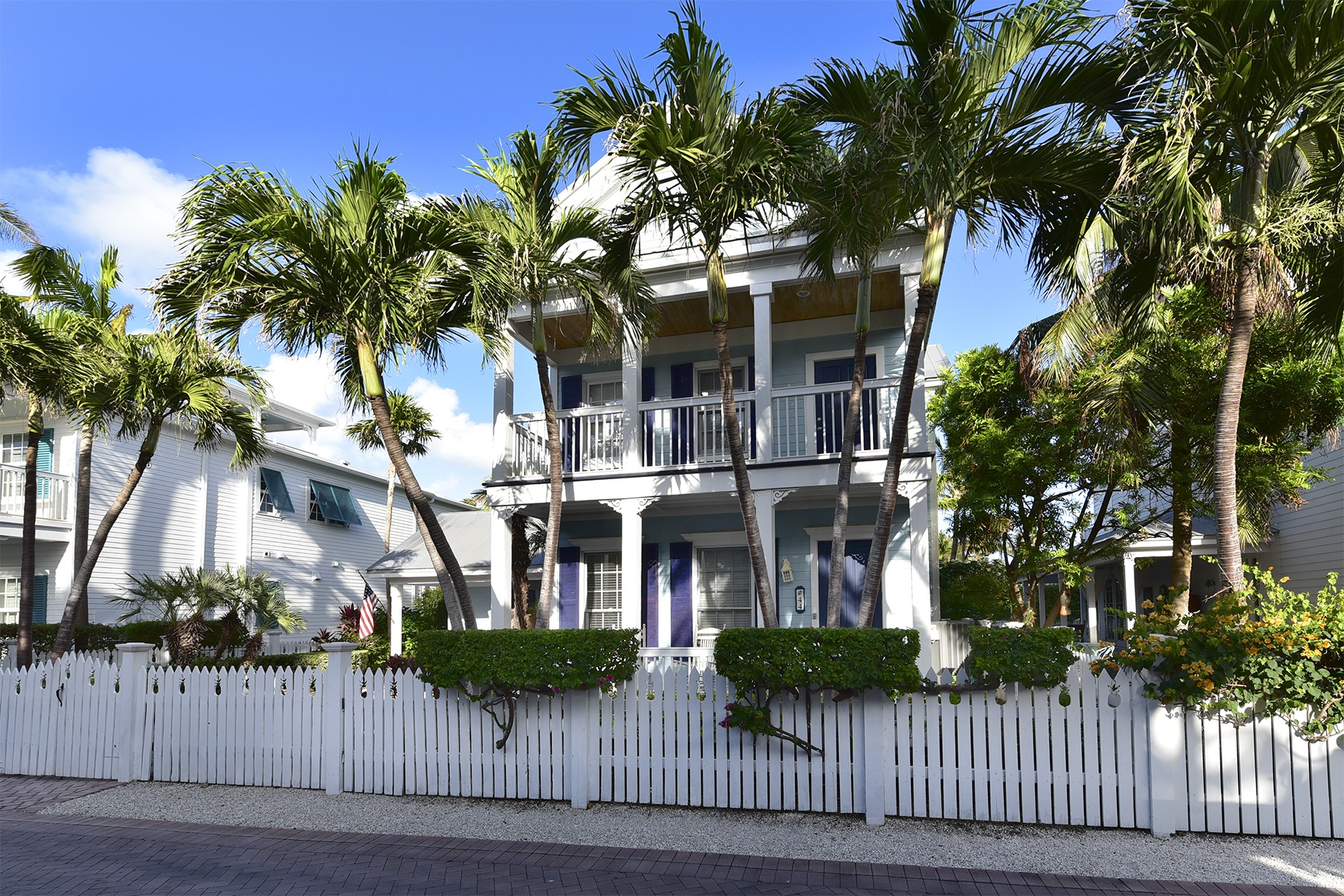 Maison unifamiliale pour l Vente à Sunset Key Home with Ocean Views 44 Sunset Key Drive, Key West, Florida, 33040 États-Unis