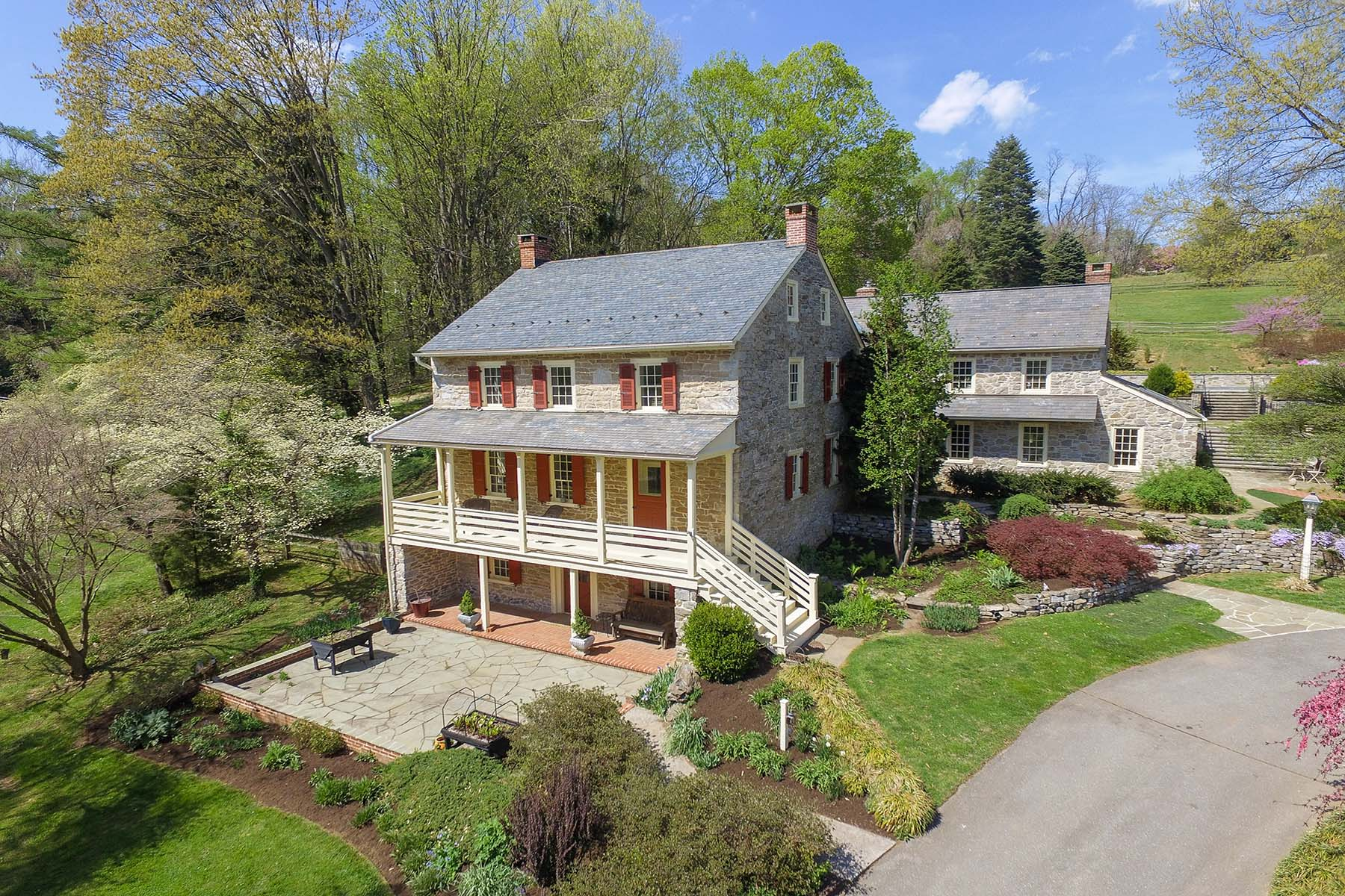 Single Family Home for Sale at 85 Spring Run Road Conestoga, Pennsylvania 17516 United States