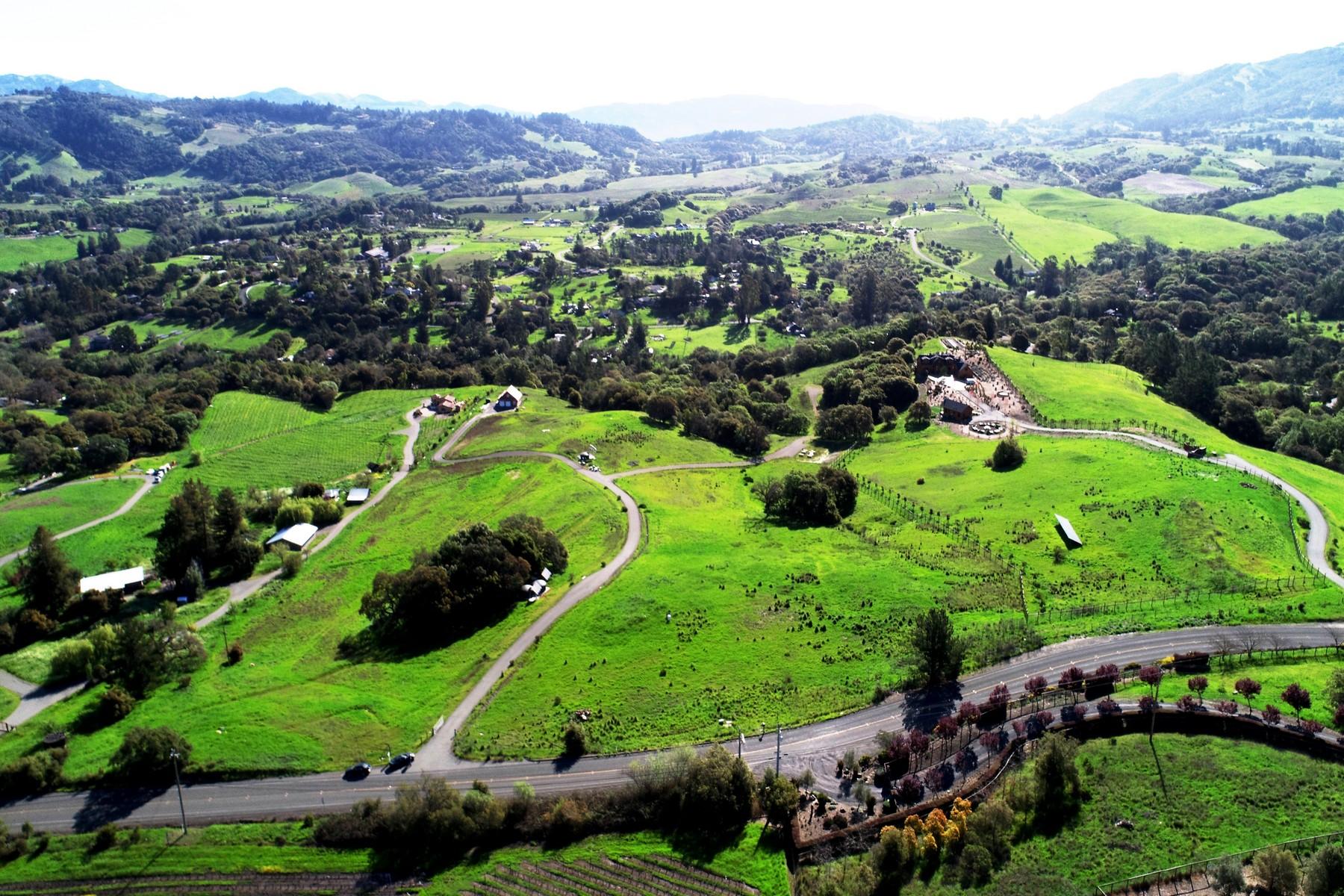Terreno para Venda às Bennett Valley Estate Parcel 4550 Grange Road, Santa Rosa, Califórnia 95404 Estados Unidos