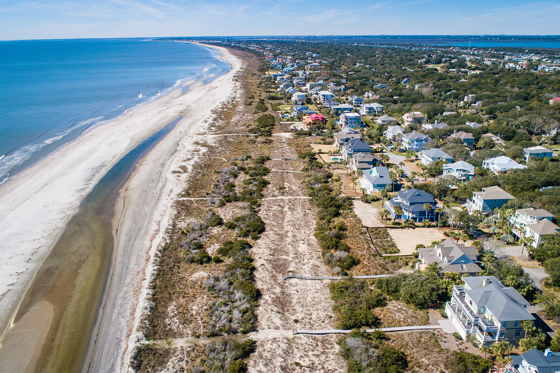 Single Family Homes for Active at 9 55th Avenue Isle Of Palms, South Carolina 29451 United States