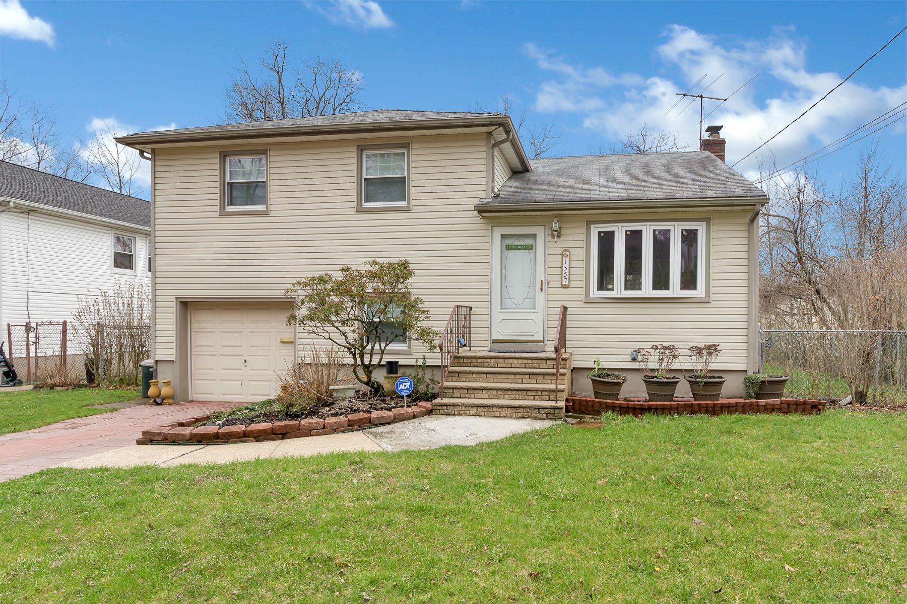 独户住宅 为 销售 在 Picture Perfect Home 1557 Everett Circle Union, 新泽西州 07083 美国