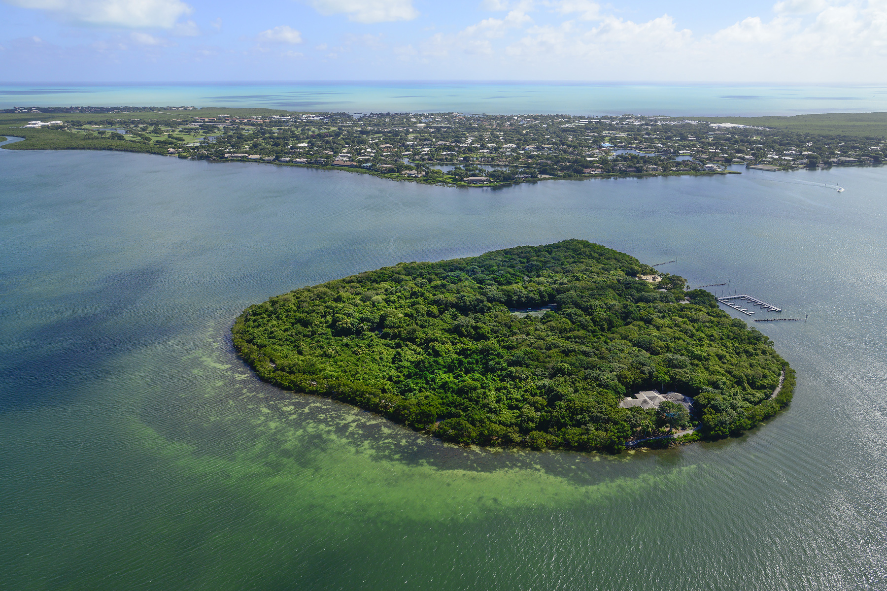 Additional photo for property listing at Pumpkin Key - Private Island in the Florida Keys  Key Largo, Florida 33037 United States