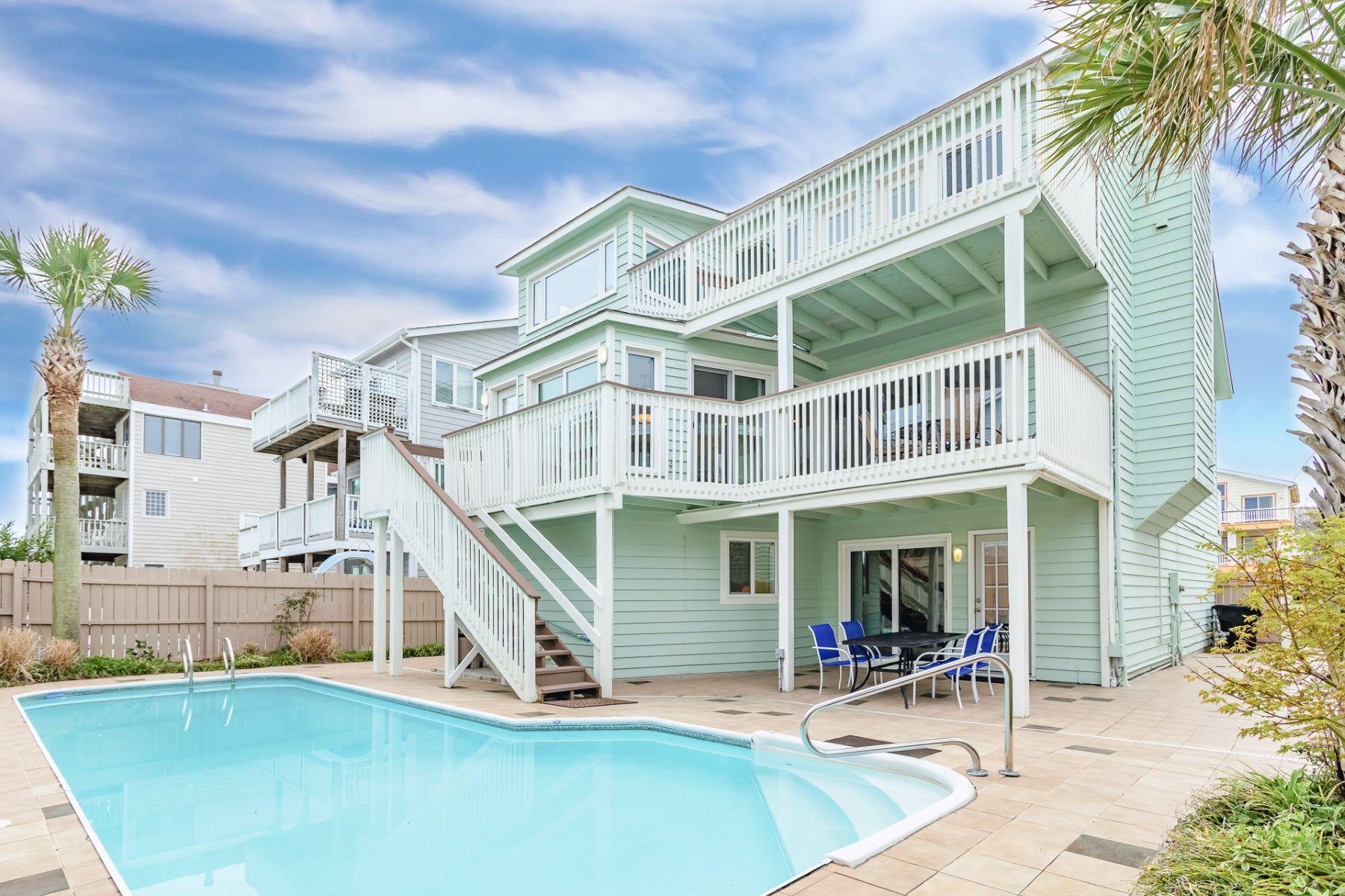 Single Family Homes のために 売買 アット Croatan 602 Vanderbilt Avenue, Virginia Beach, バージニア 23451 アメリカ