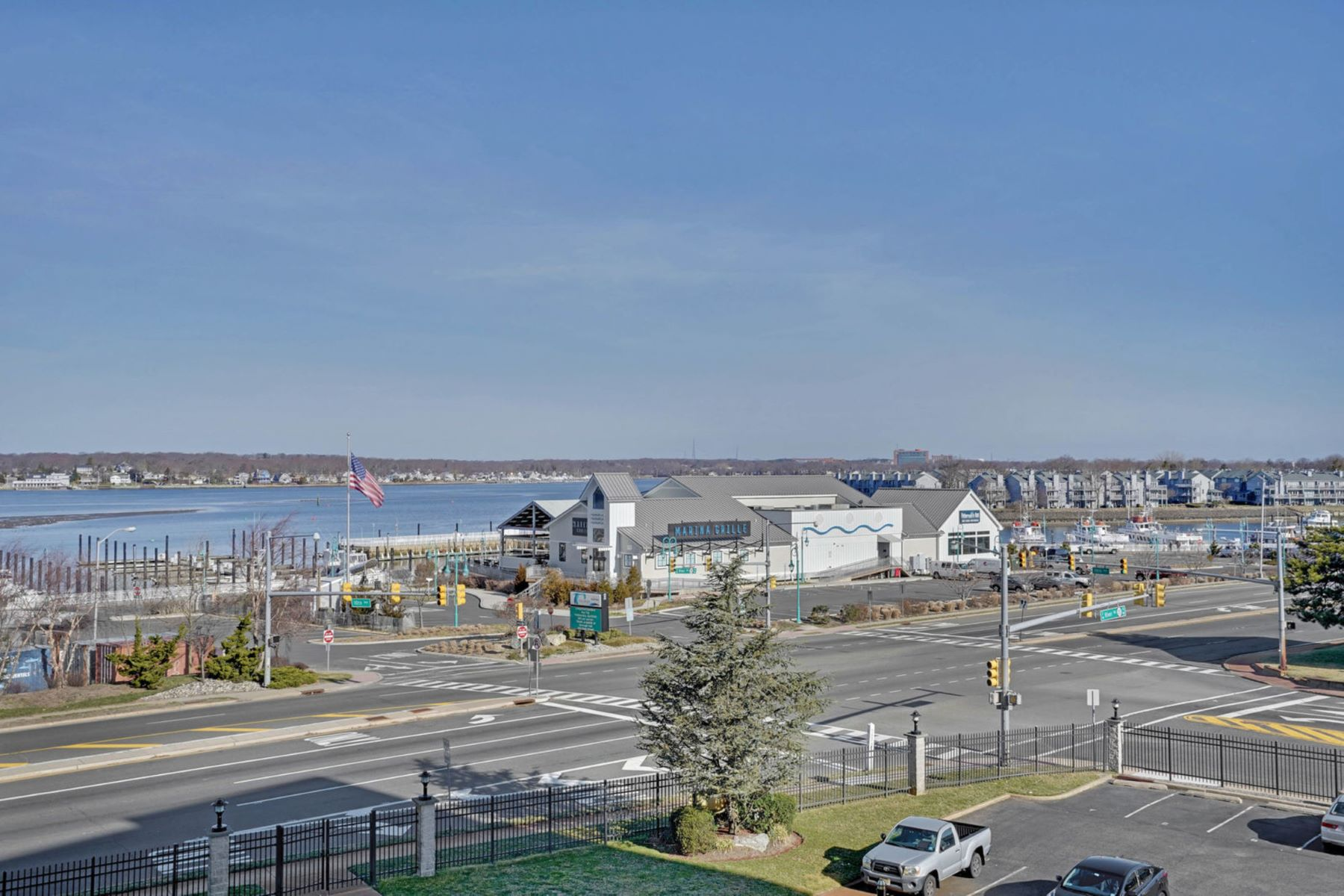 Condominiums for Sale at Marina View Towers 1000 River Road 4D Belmar, New Jersey 07719 United States