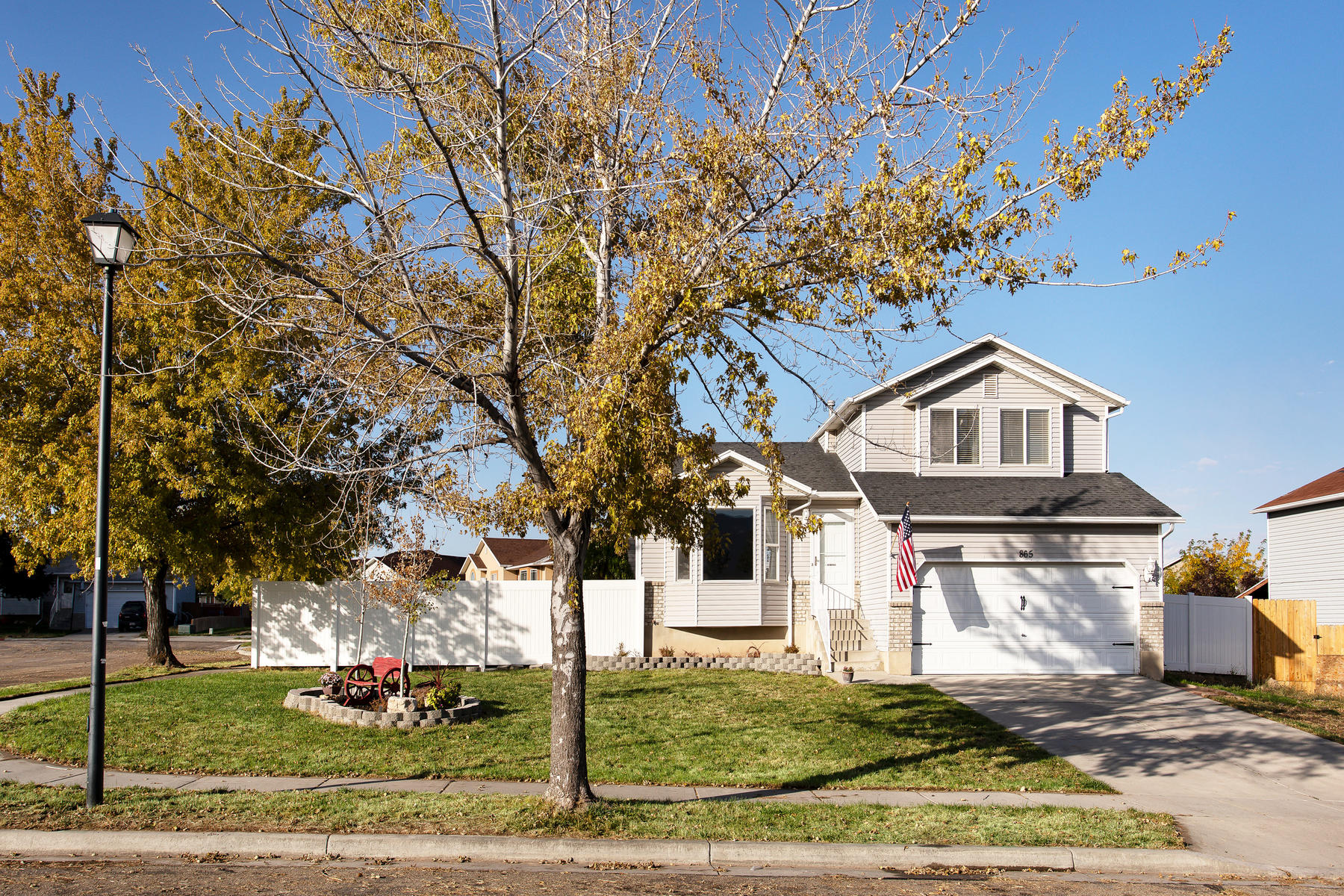Single Family Homes for Sale at Fantastic Remodeled 4 Bedroom Home 865 N Whitaker Drive, Tooele, Utah 84074 United States