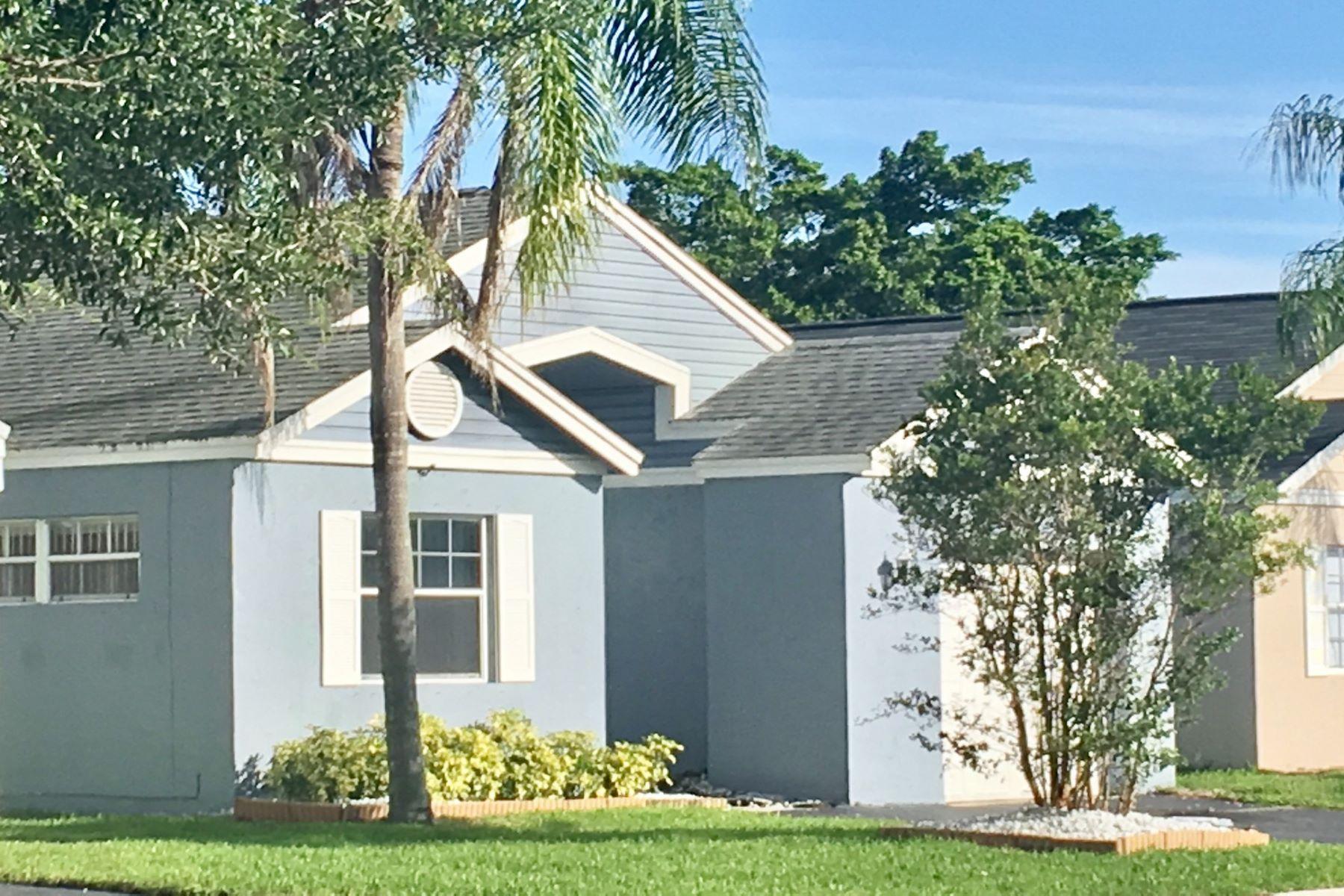 واحد منزل الأسرة للـ Rent في 181SW 159 WAY 181 SW 159 WAY Sunrise, Florida 33326 United States