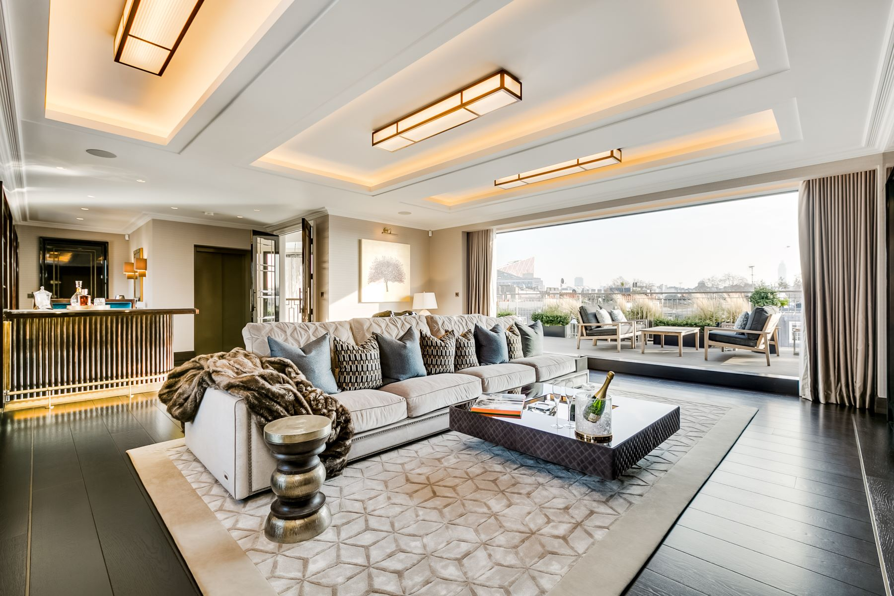 Apartment for Sale at 15 - 17 Eaton Place London, England SW1X 8LT United Kingdom