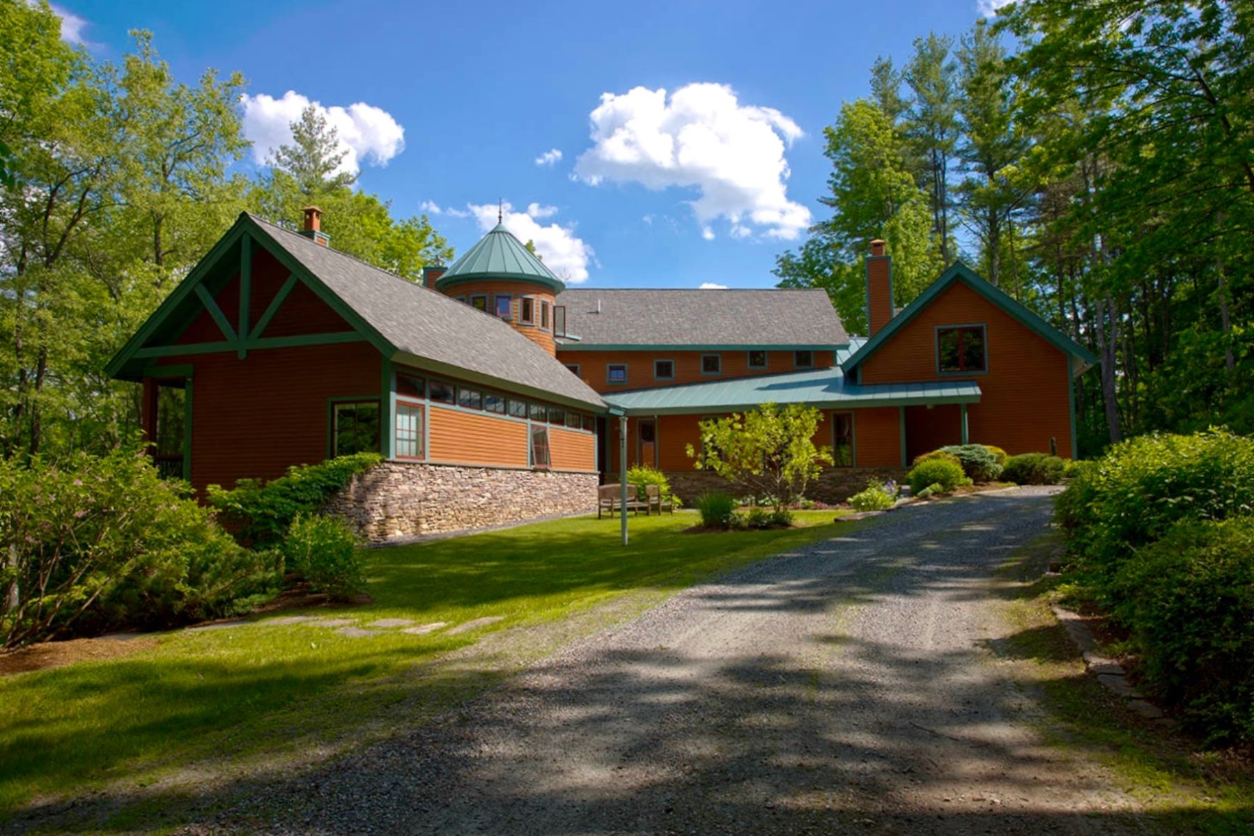 Single Family Home for Sale at 739 Westerdale Road, Woodstock 739 Westerdale Rd Woodstock, Vermont 05091 United States