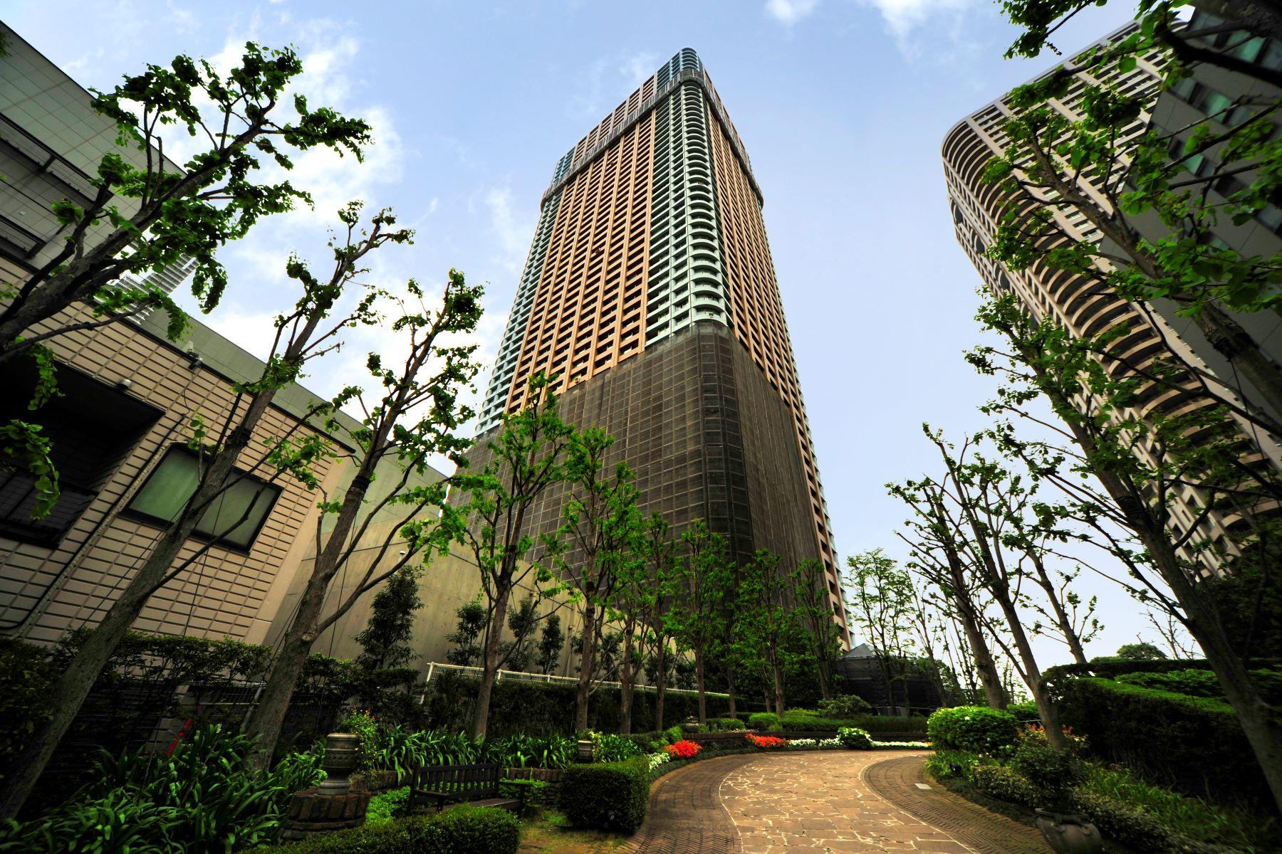 公寓 为 销售 在 Century Park Tower Tsukuda, 中央区, 东京 日本