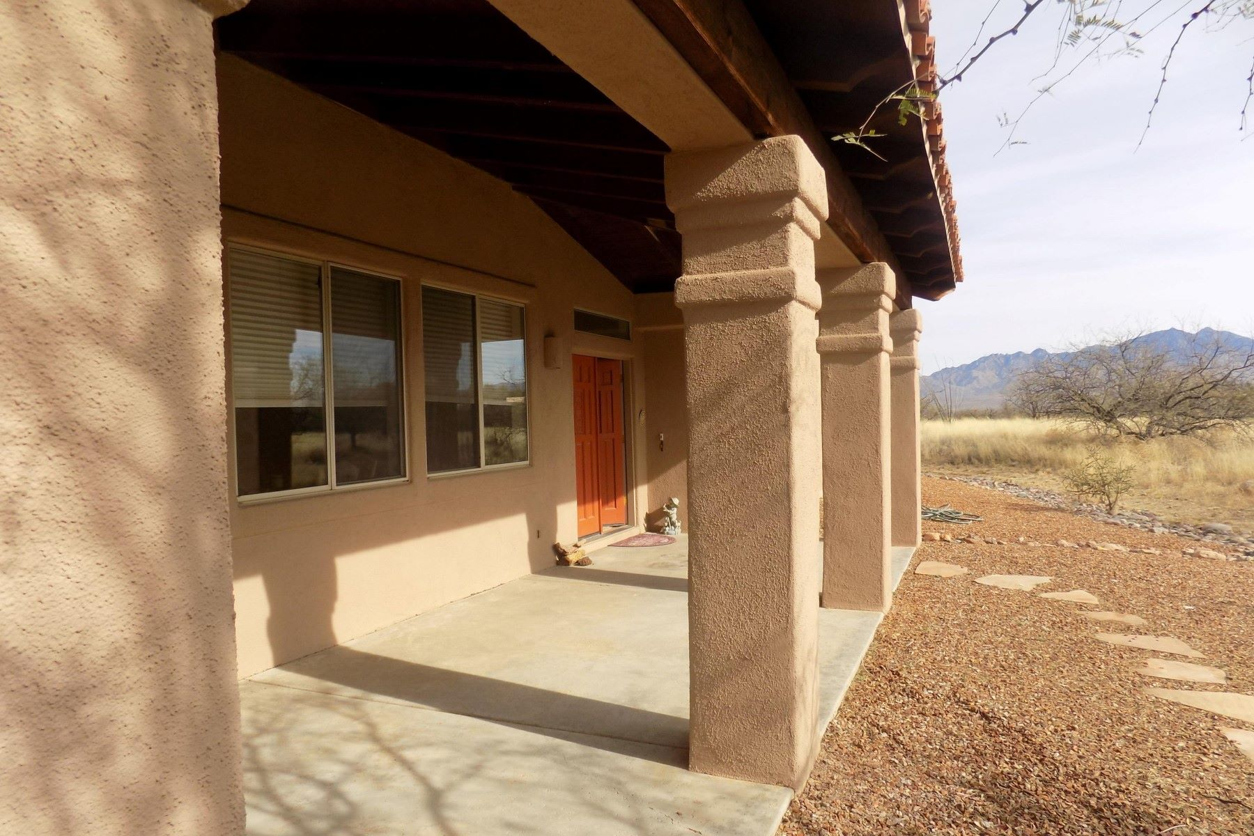 Single Family Home for Sale at Well Located Home in Empty Saddles Estates 2263 Rusty Spur Rd, Tubac, Arizona, 85646 United States